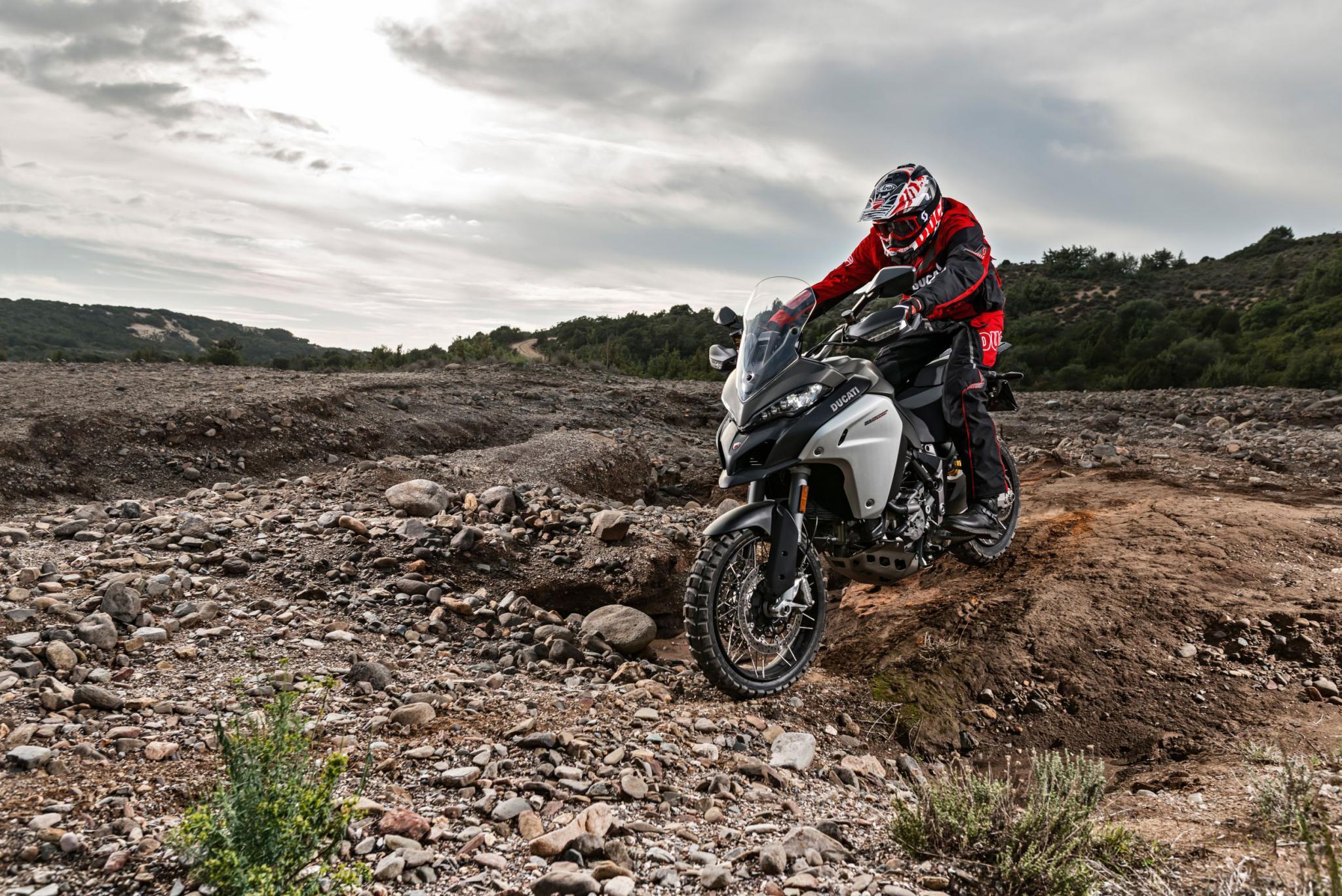 Ducati Multistrada Touring Pack Price