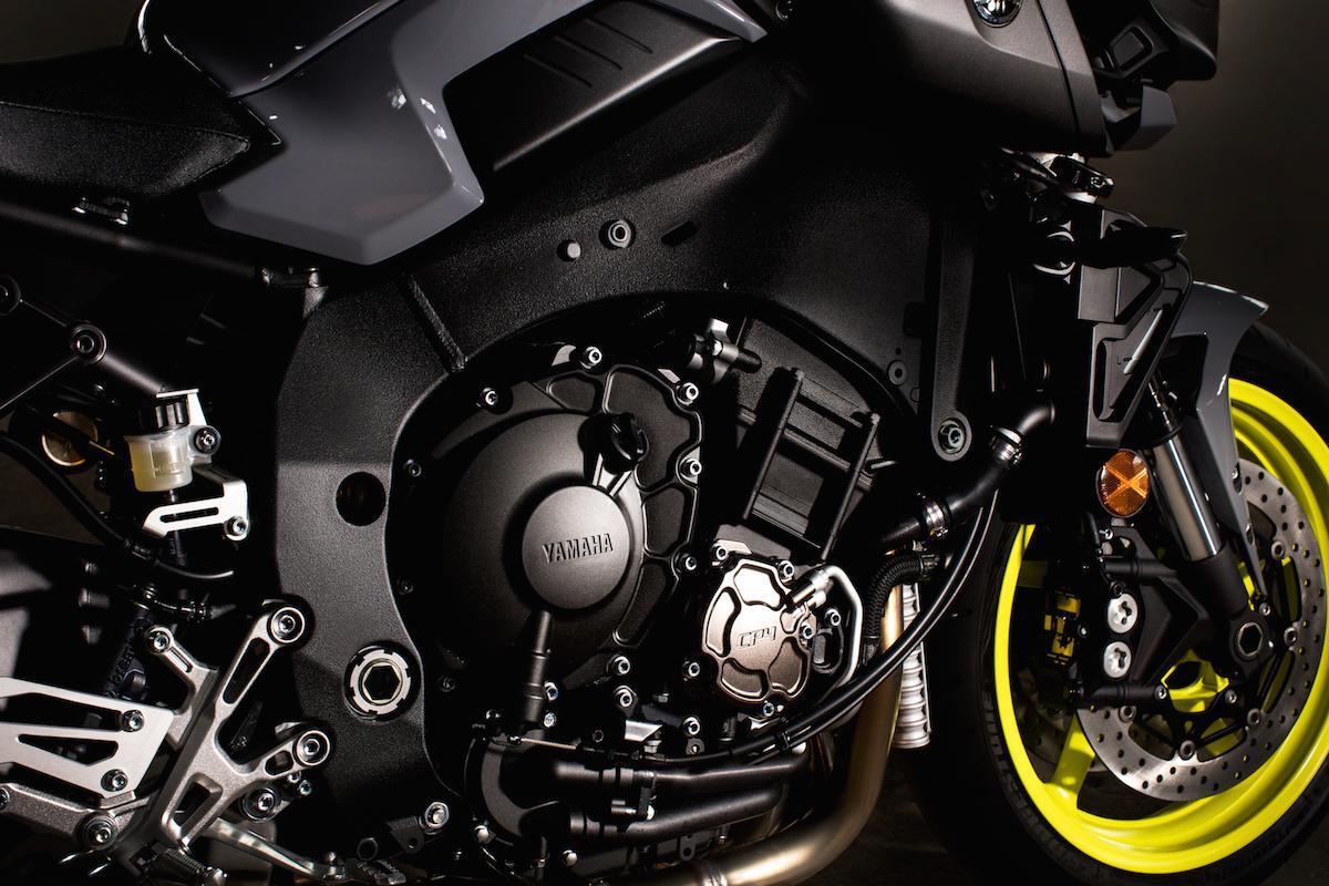 Yamaha MT-10 Foto