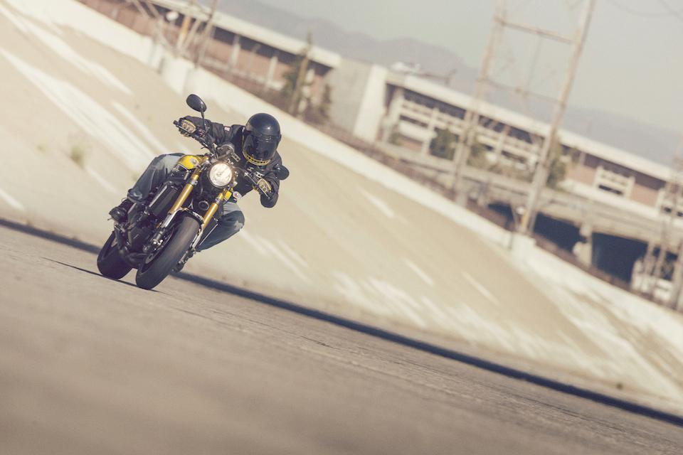 Yamaha XSR 900 Foto