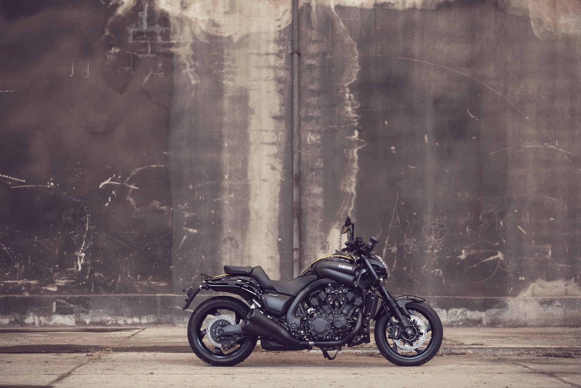 Yamaha Vmax Motorcycle Forum
