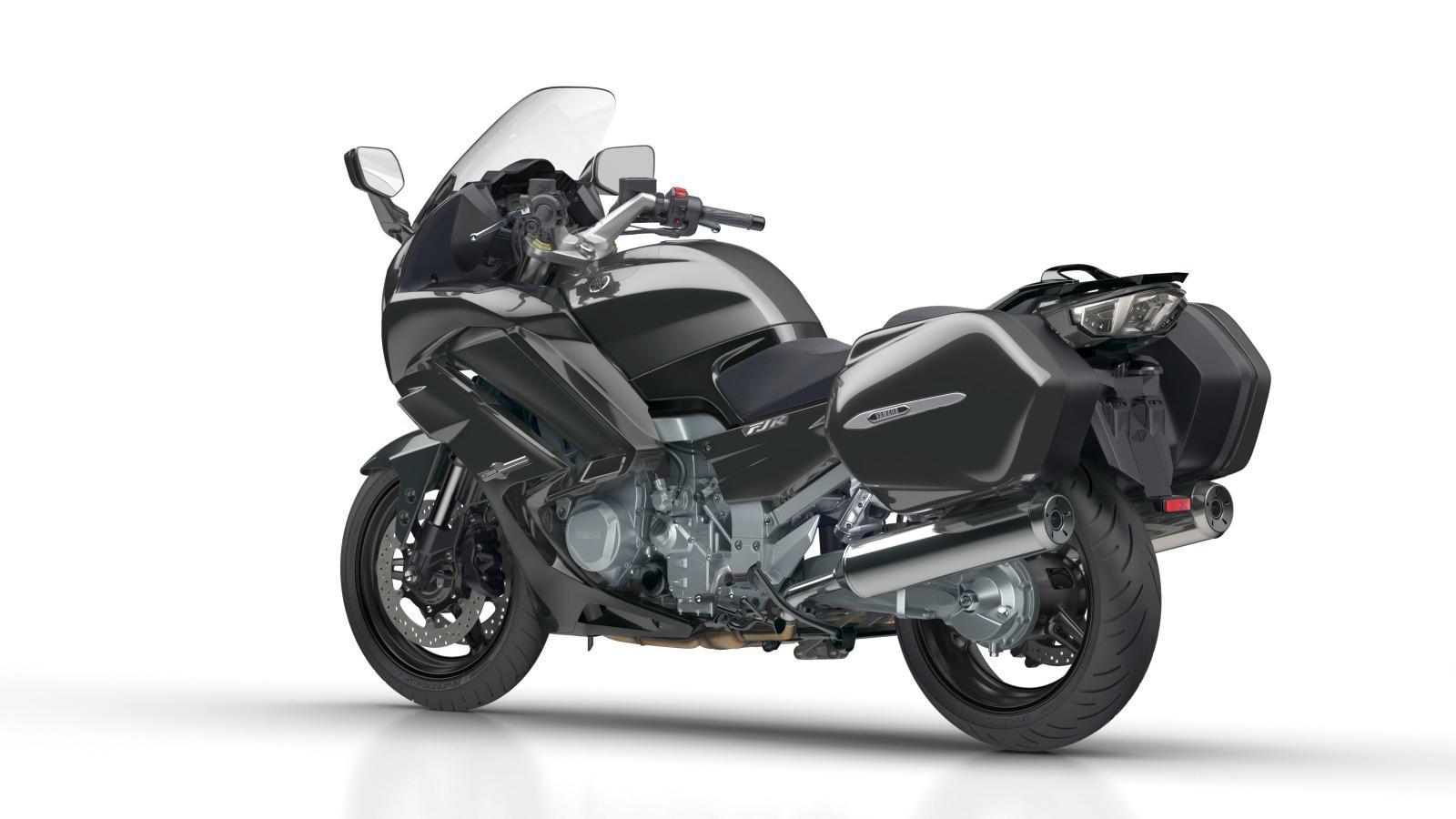 Yamaha Fjrae Review