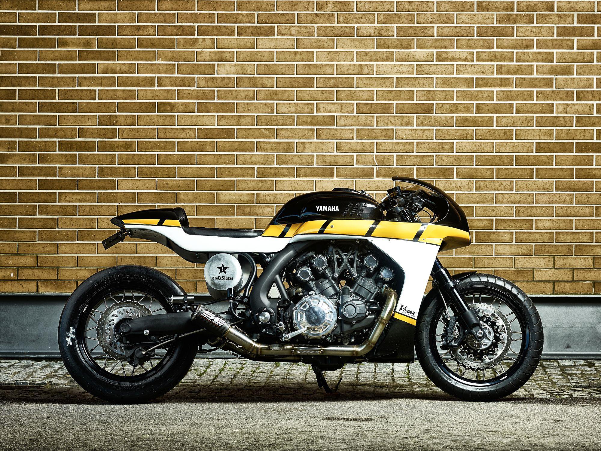 Motorrad Bilder Yamaha V Max