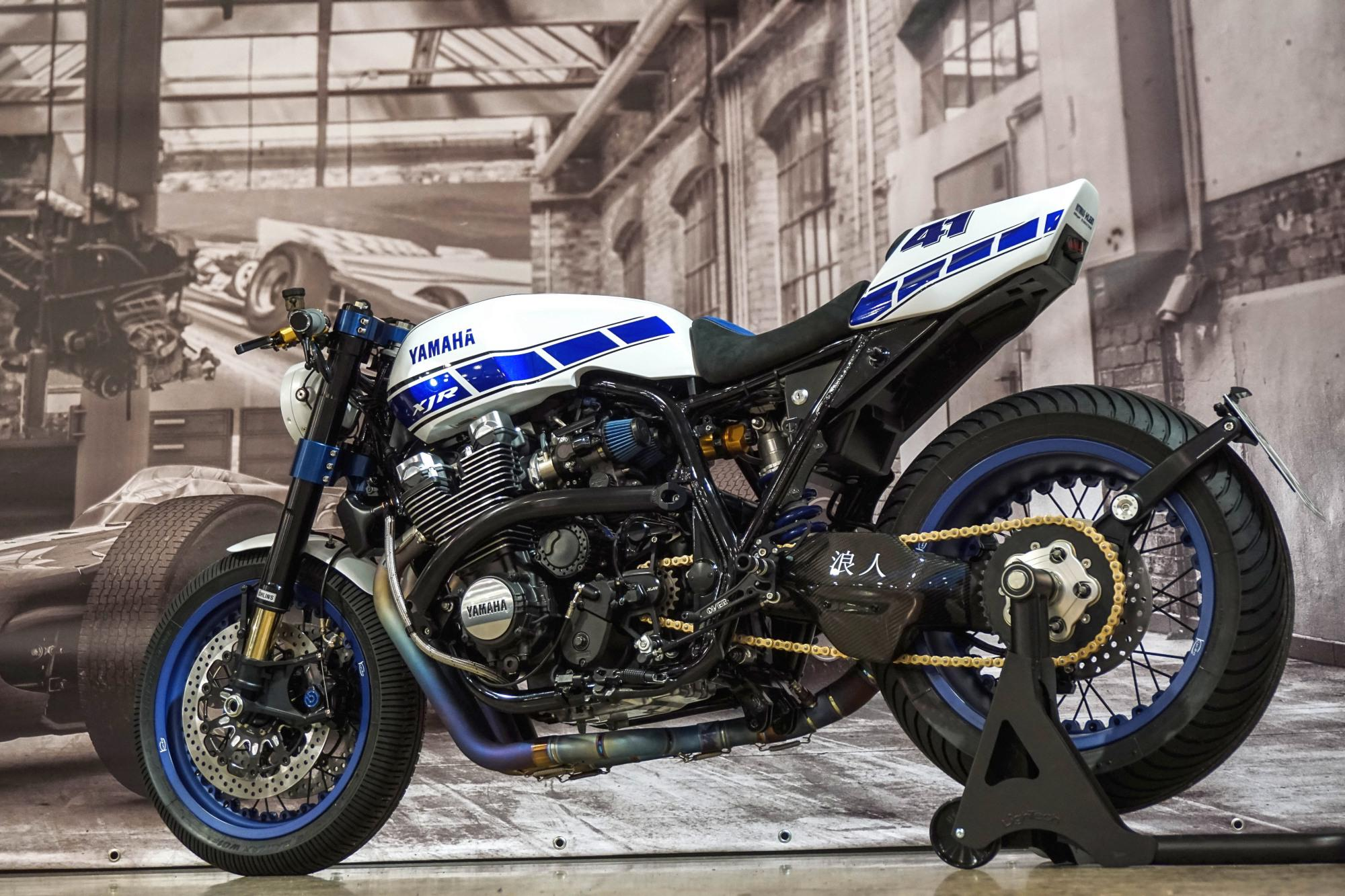 Piece Cafe Racer Xjr