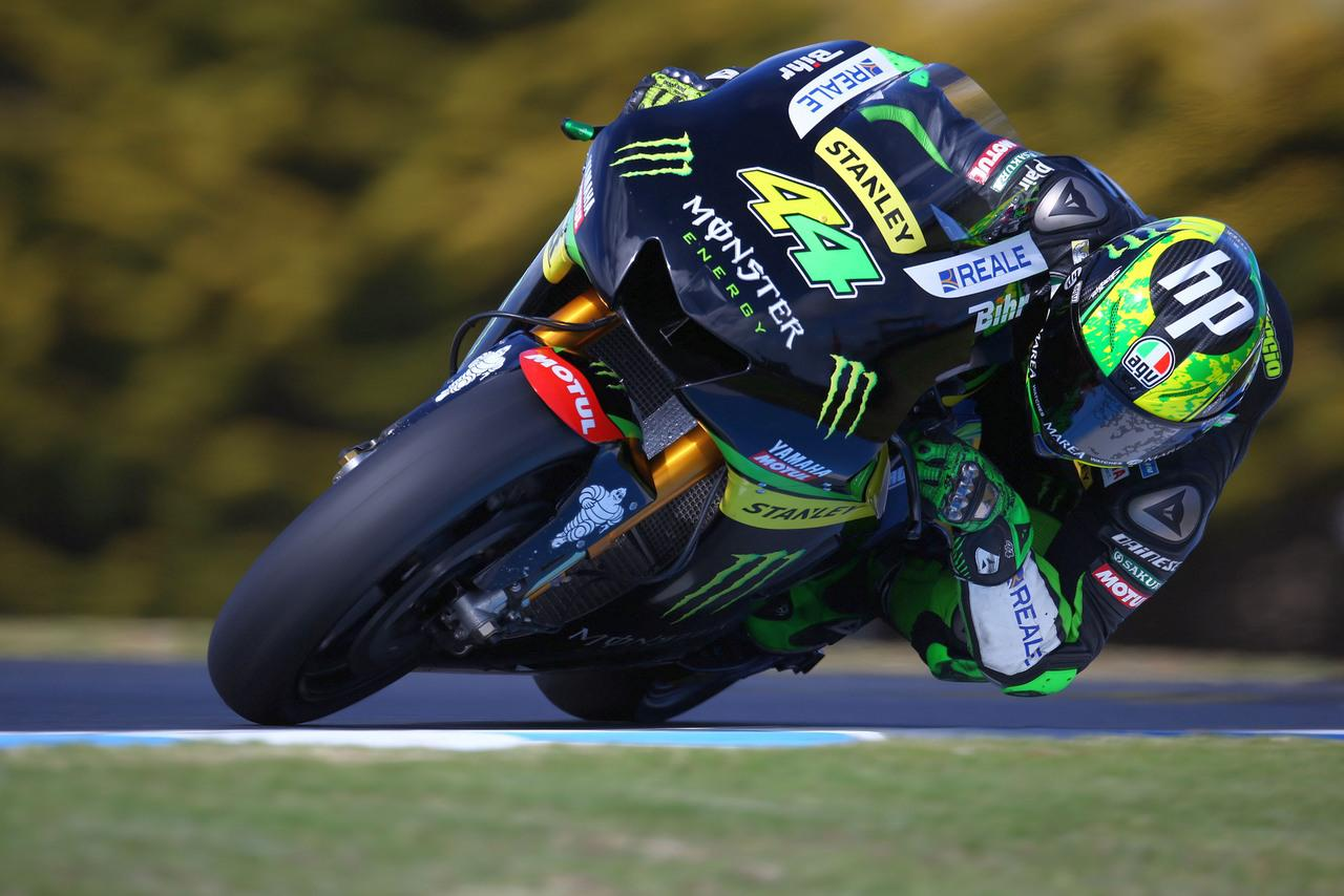 Rossi Tag  Tests Phillip Island