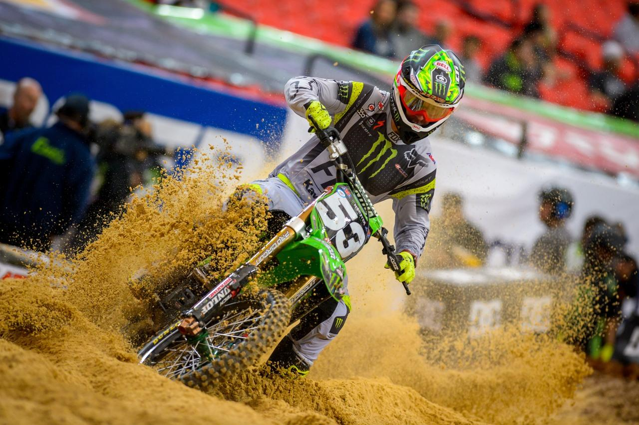 Supercross Atlanta 2016