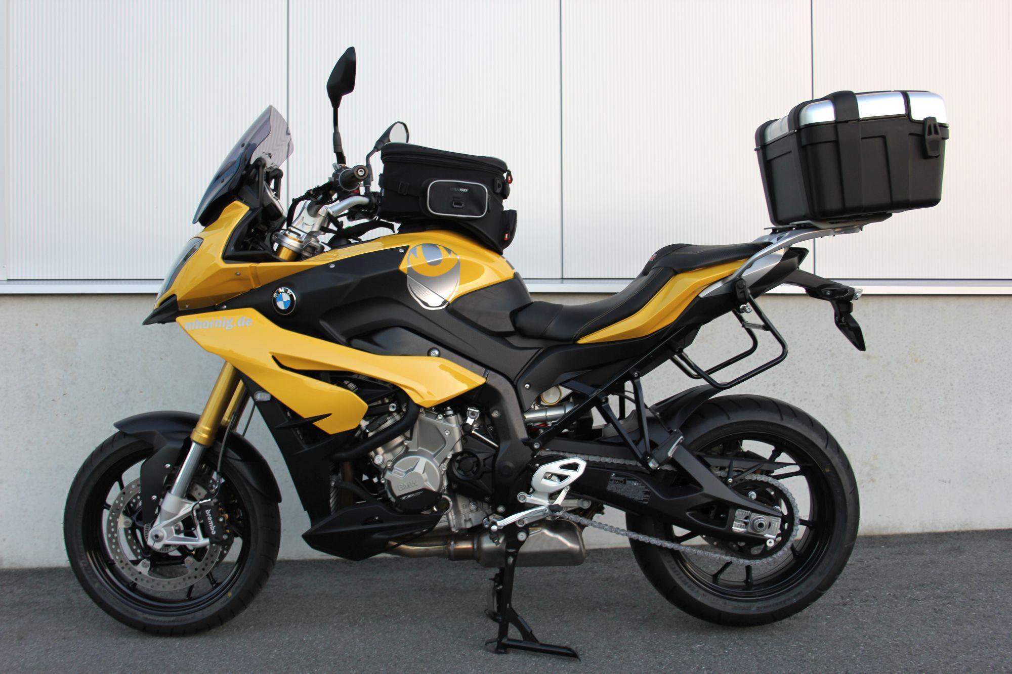 Bmw S1000xr Umbau Von Hornig Motorrad Fotos Amp Motorrad Bilder