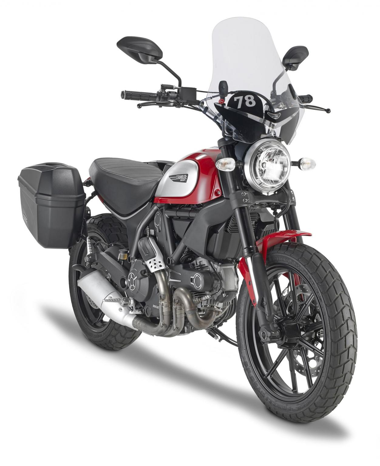 givi zubeh r f r ducati scrambler 800 2016 motorrad fotos. Black Bedroom Furniture Sets. Home Design Ideas