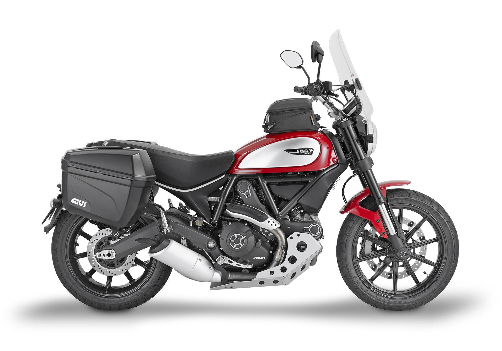 Ducati Icon Scrambler
