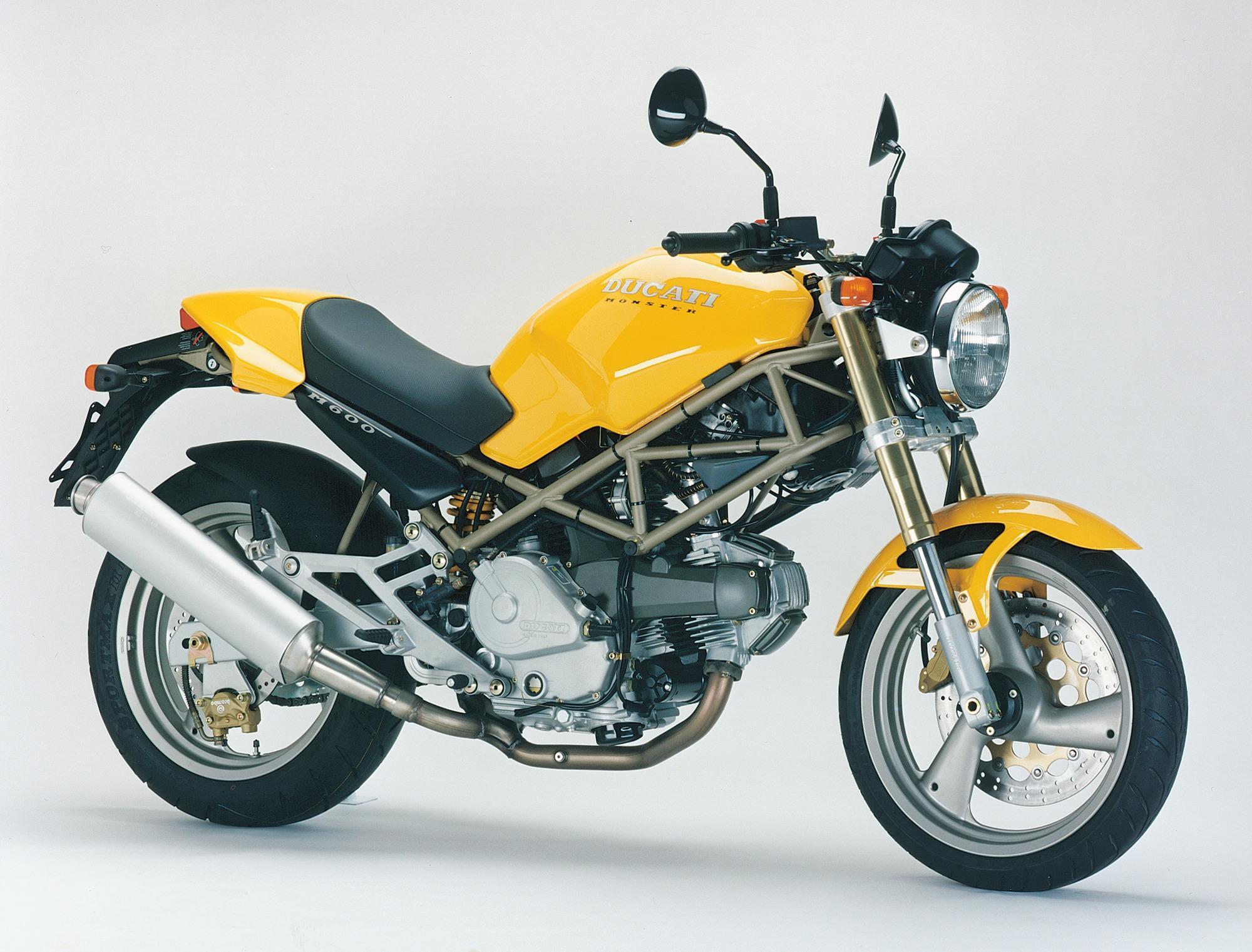History Of Ducati Monster
