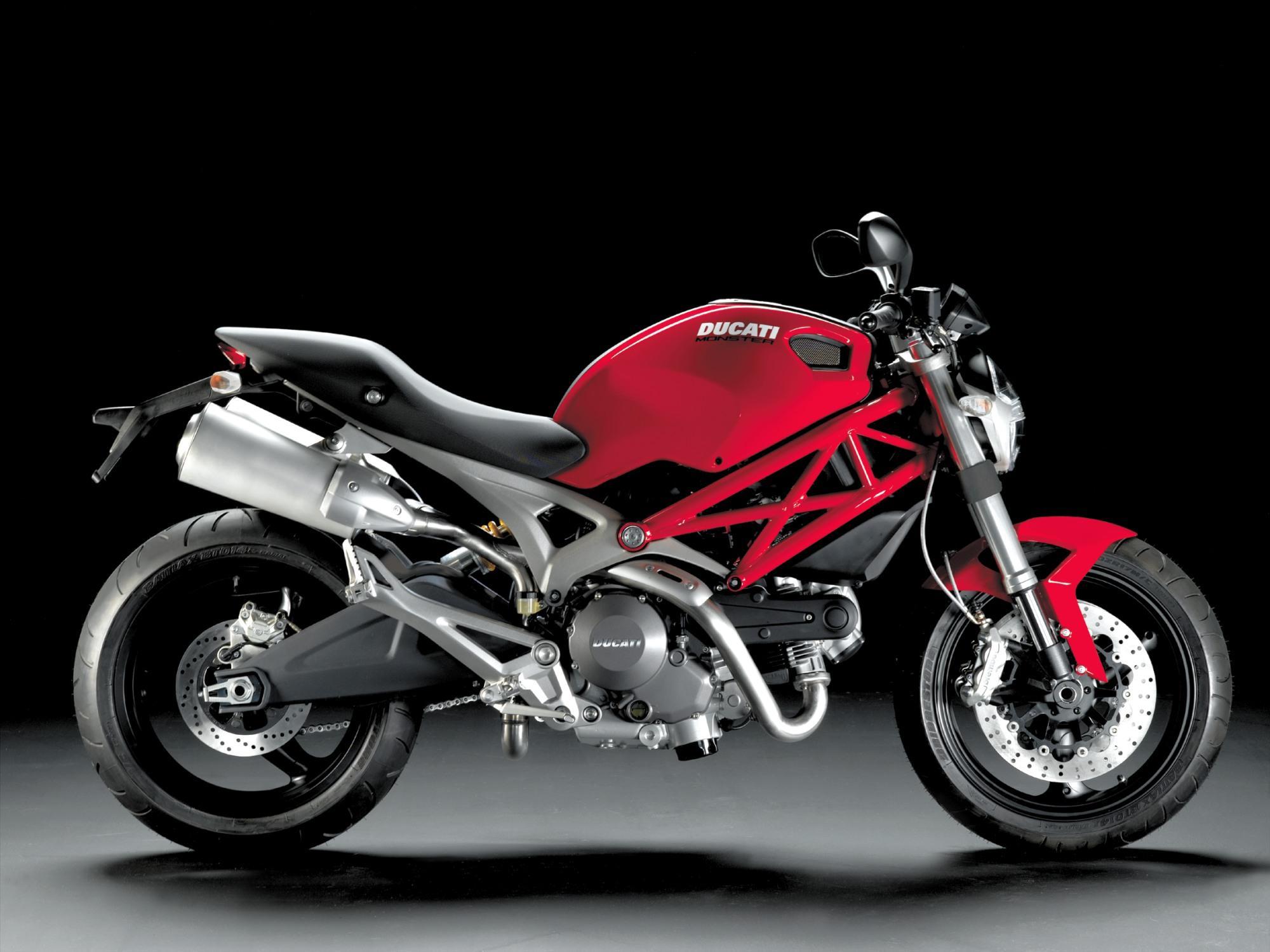 Ducati Monster Geschichte Motorrad Fotos Amp Motorrad Bilder