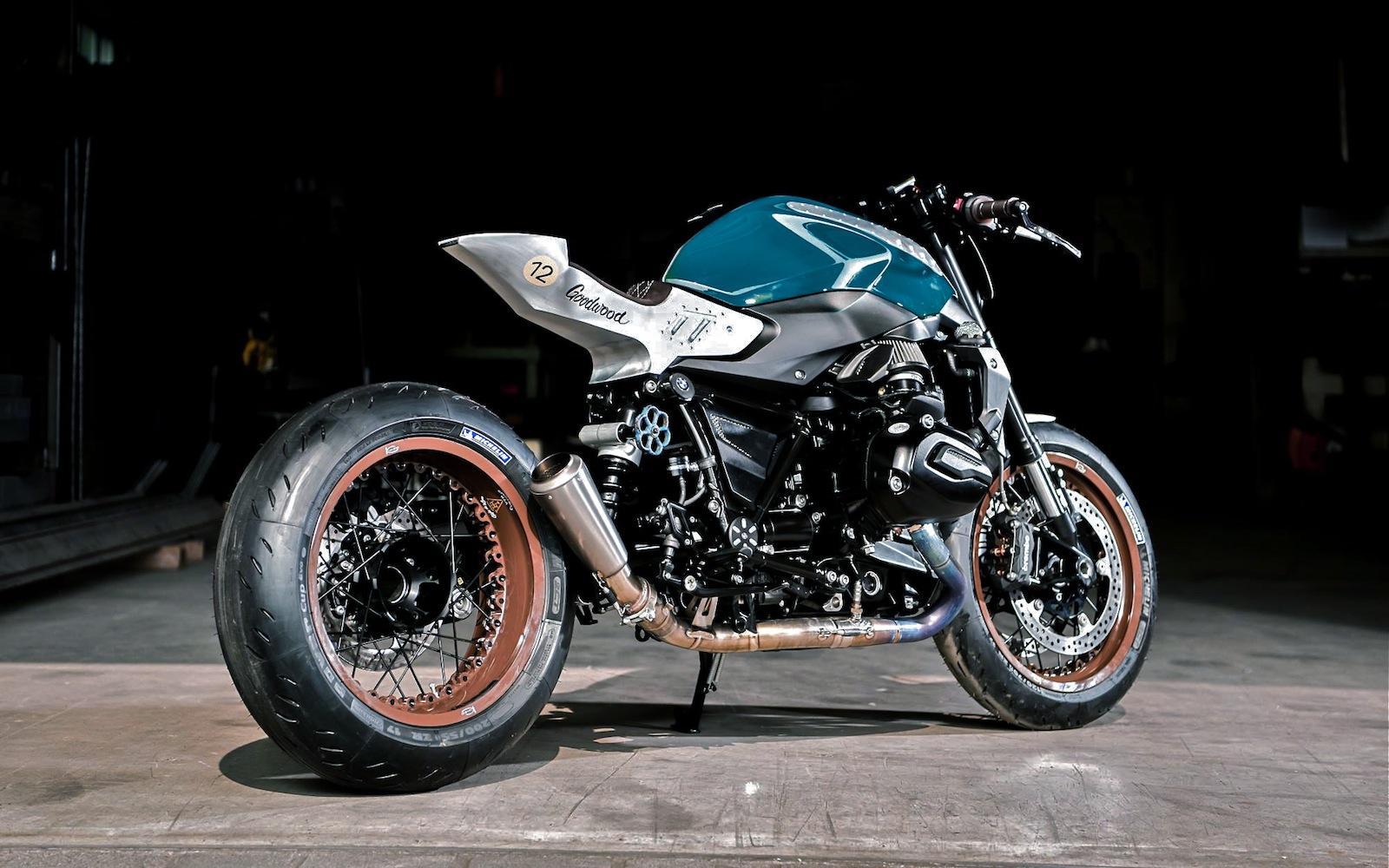 Bmw R1200r Goodwood 12 Motorrad Fotos Amp Motorrad Bilder