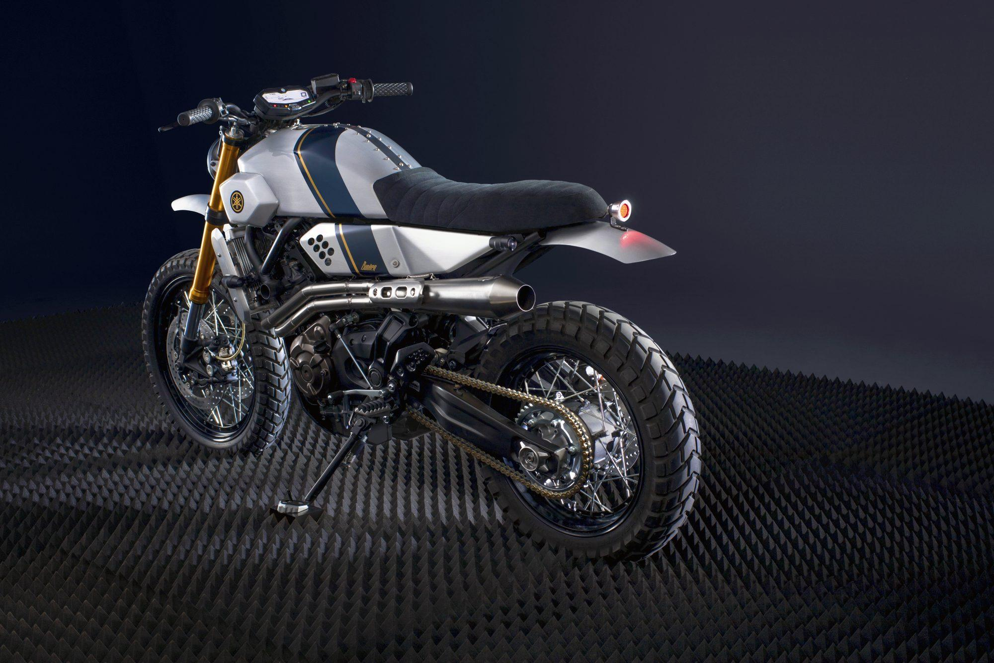 yamaha xsr700 bunker custom umbau motorrad fotos. Black Bedroom Furniture Sets. Home Design Ideas