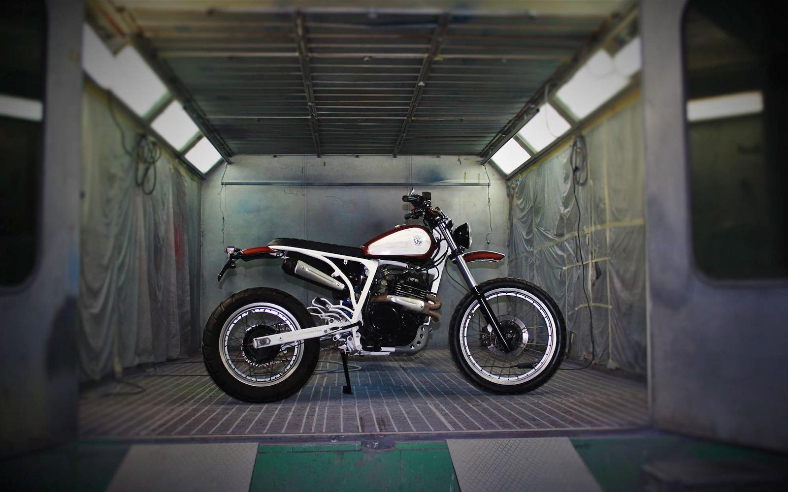 Honda XL600 by FMW Foto