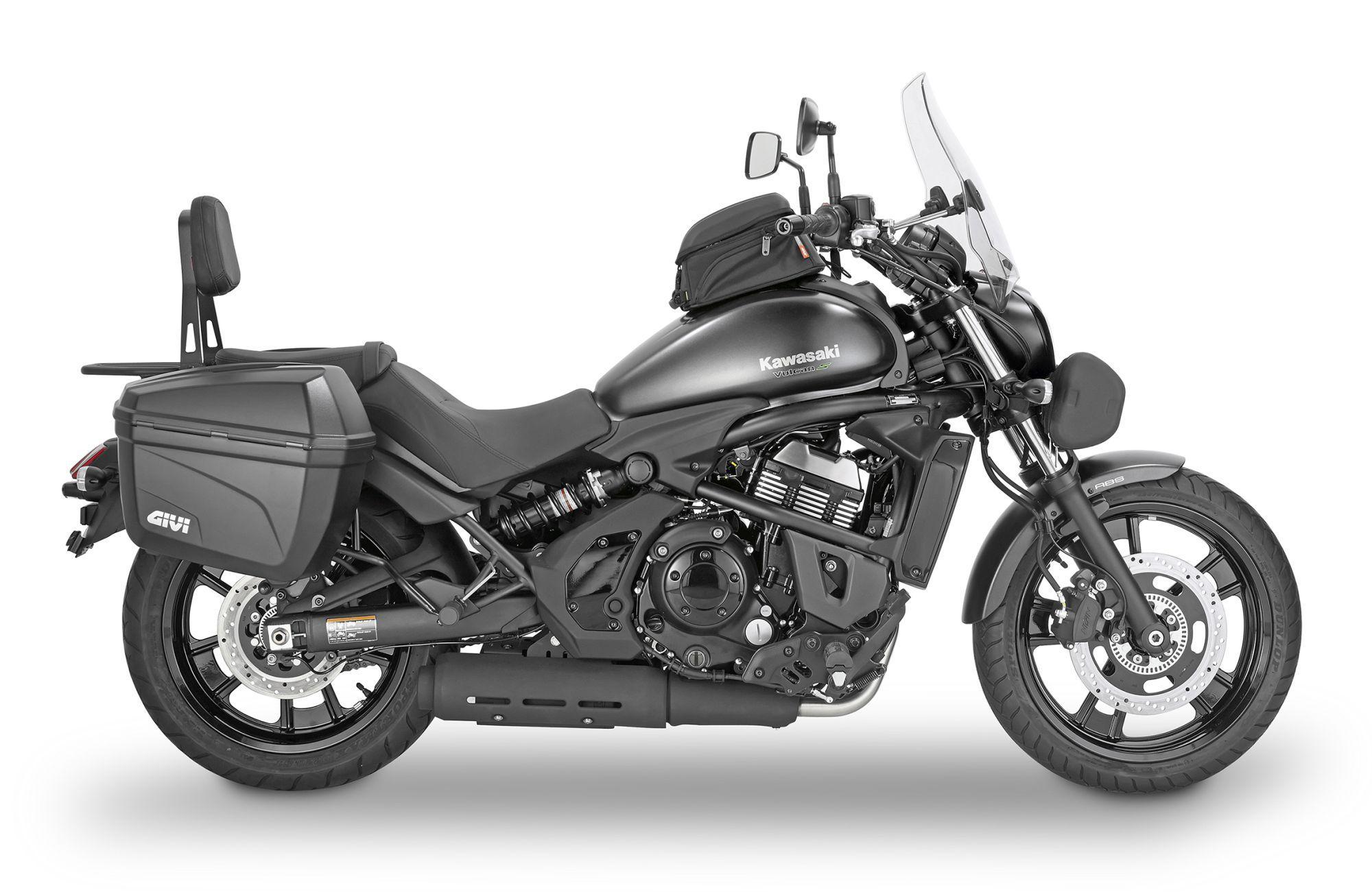givi zubeh r f r kawasaki vulcan s 650 motorrad fotos motorrad bilder. Black Bedroom Furniture Sets. Home Design Ideas