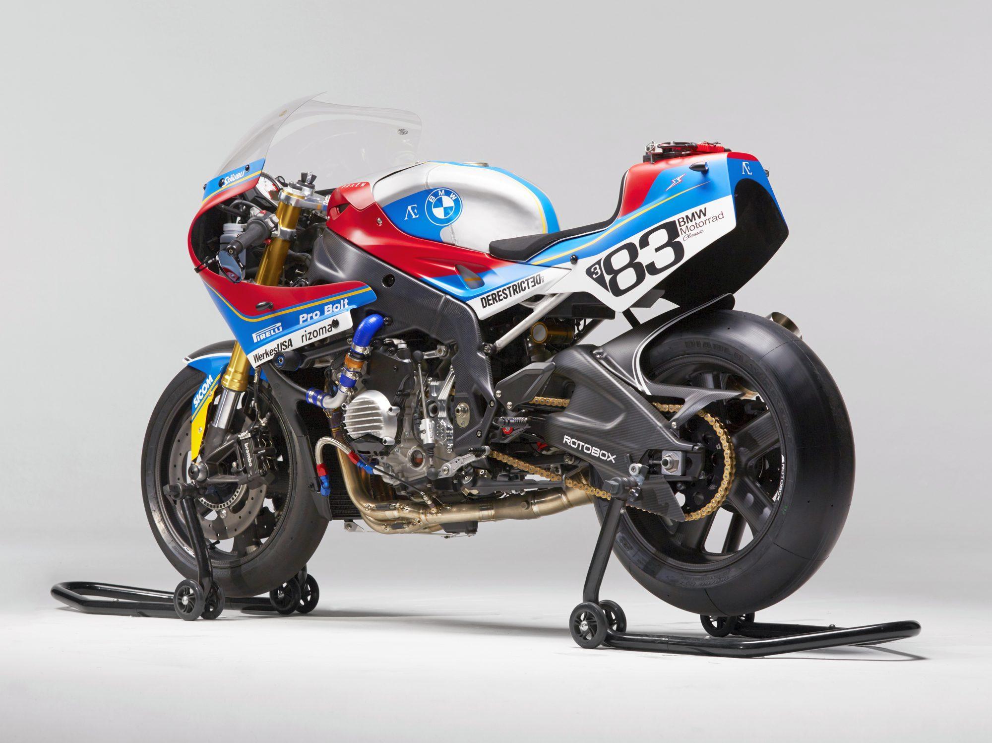 Bmw S 1000 Rr Pra 203 M Motorrad Fotos Amp Motorrad Bilder