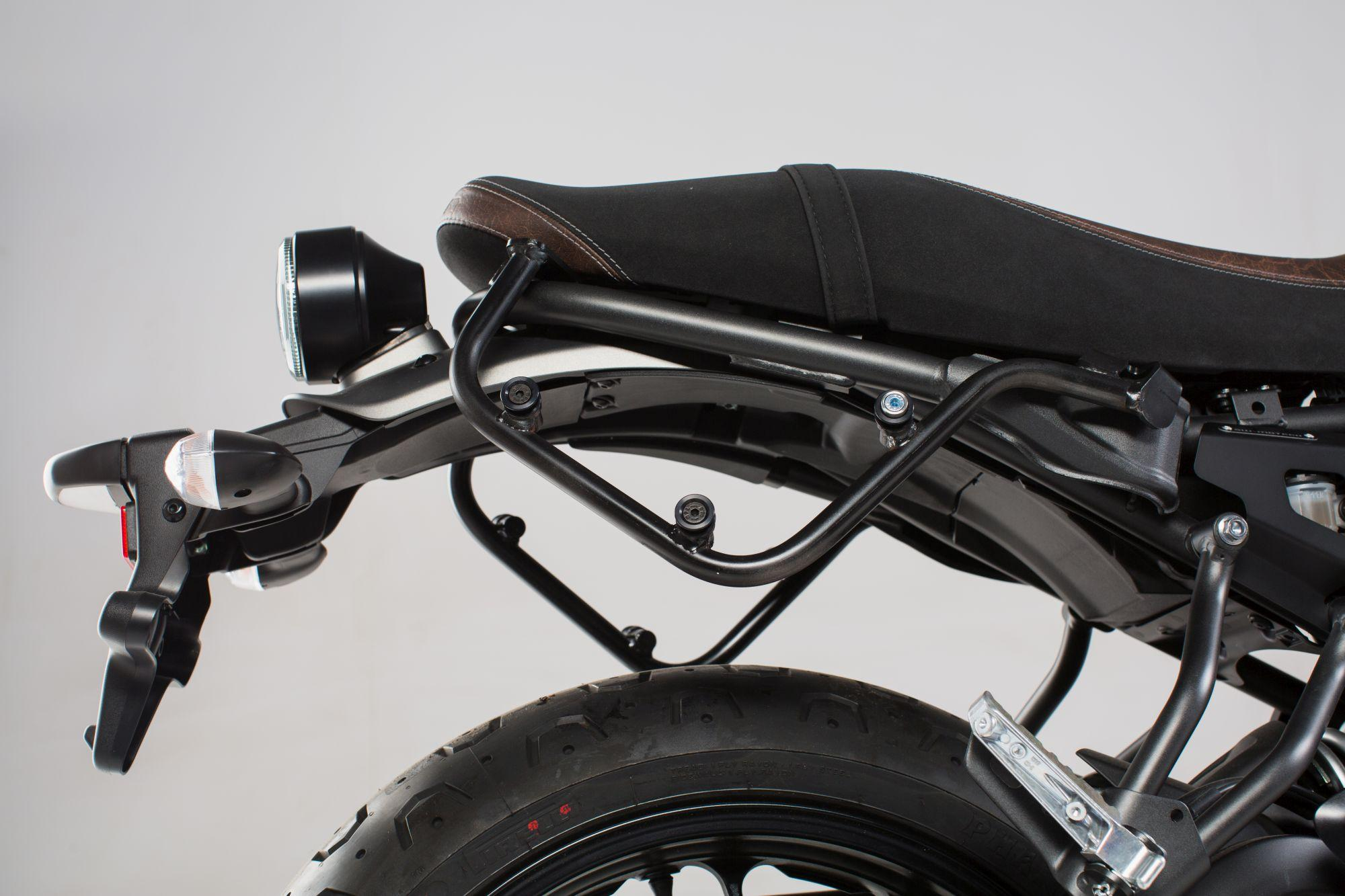 sw motech zubeh r f r die yamaha xsr700 motorrad fotos. Black Bedroom Furniture Sets. Home Design Ideas