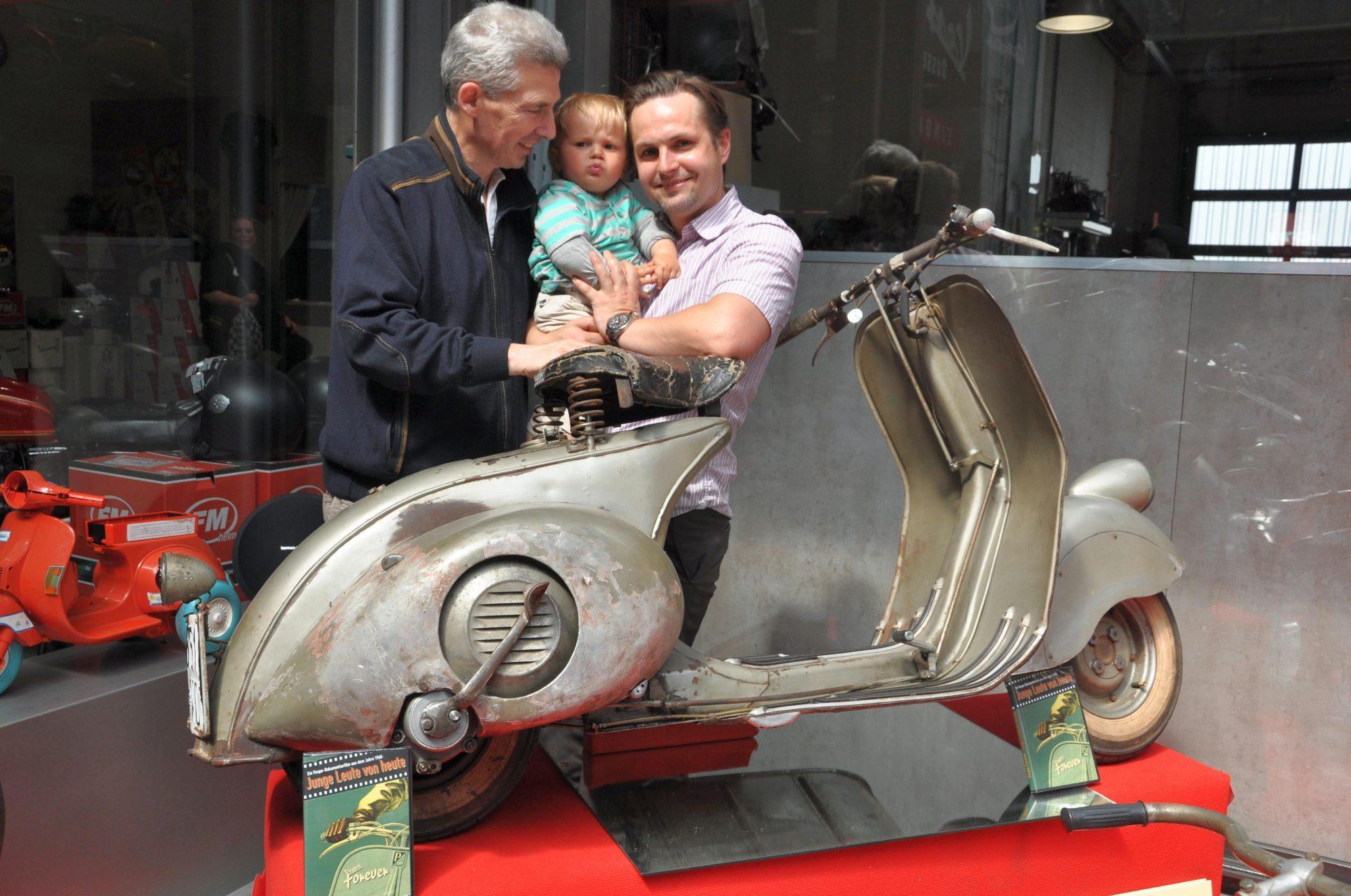 1 italo day d sseldorf in der classic remise motorrad for Classic italo house zenhiser