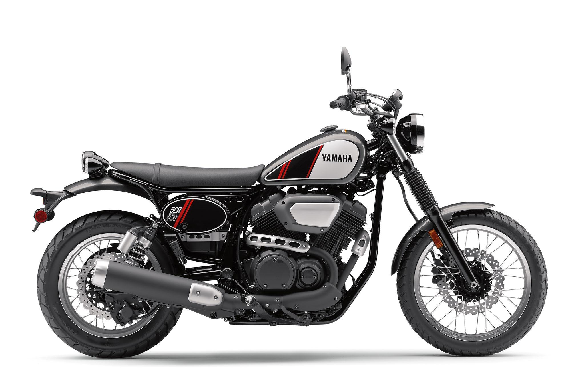 Yamaha Scr950 2017 Motorrad Fotos Amp Motorrad Bilder