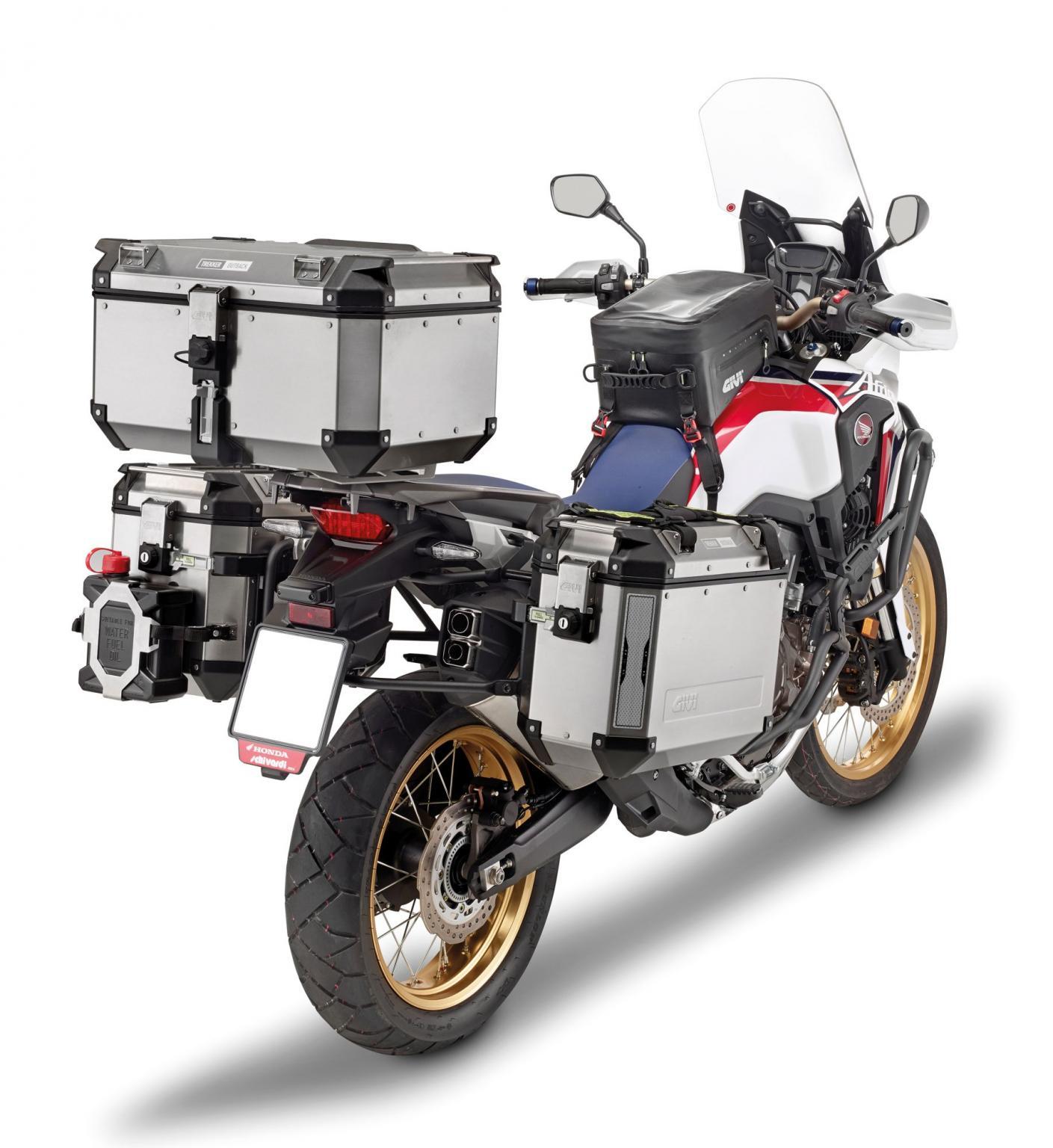 givi zubeh r f r honda africa twin 2016 motorrad fotos. Black Bedroom Furniture Sets. Home Design Ideas