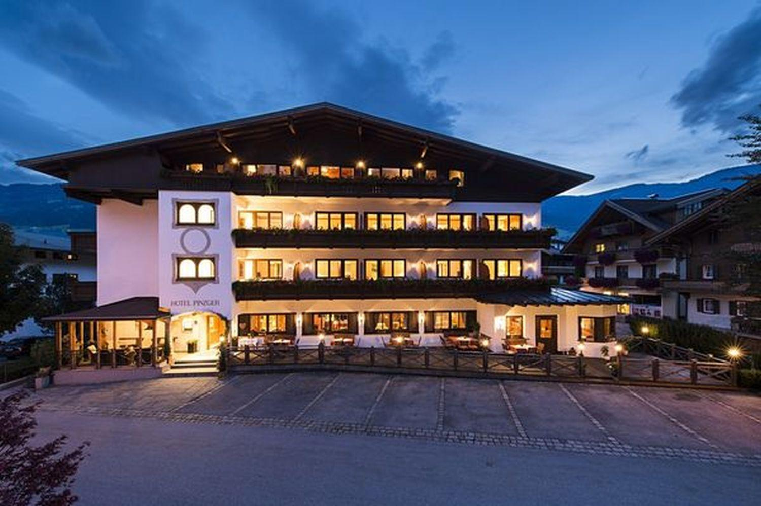 Hotel zum pinzger in stumm im zillertal for Design hotel zillertal