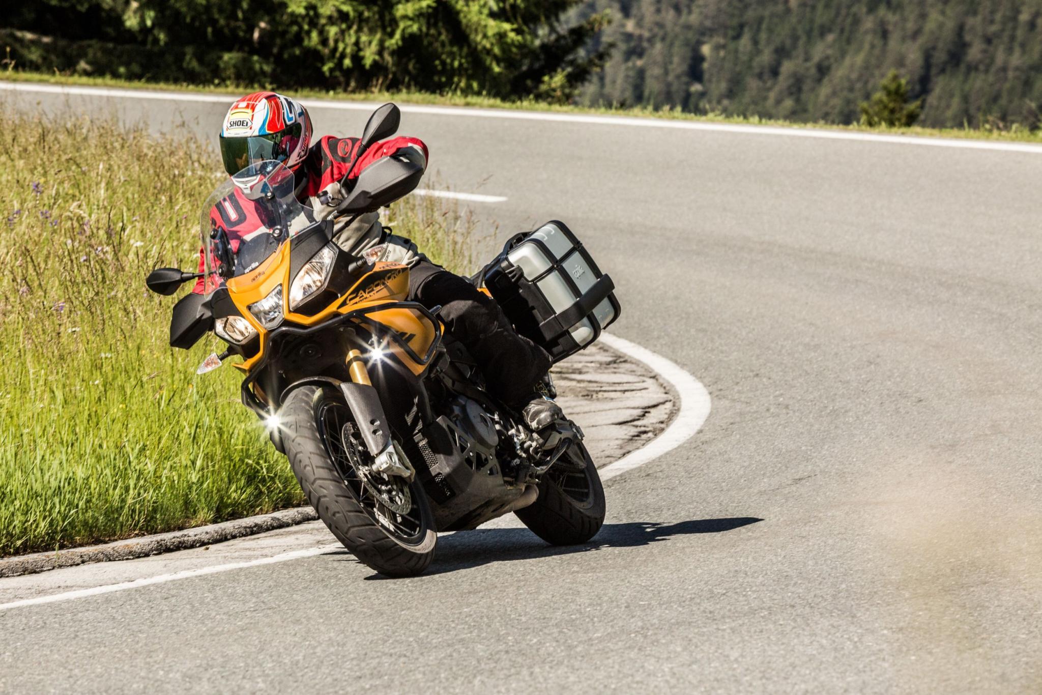 Großenduro Alpentest 2016 - Highbike Testcenter Ischgl Foto