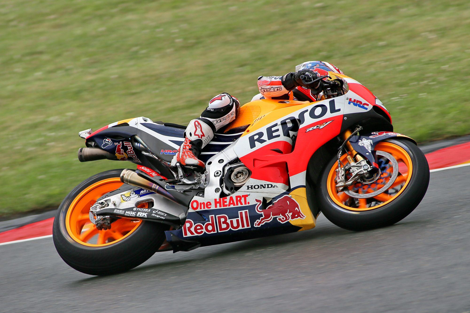 moto gp motorräder