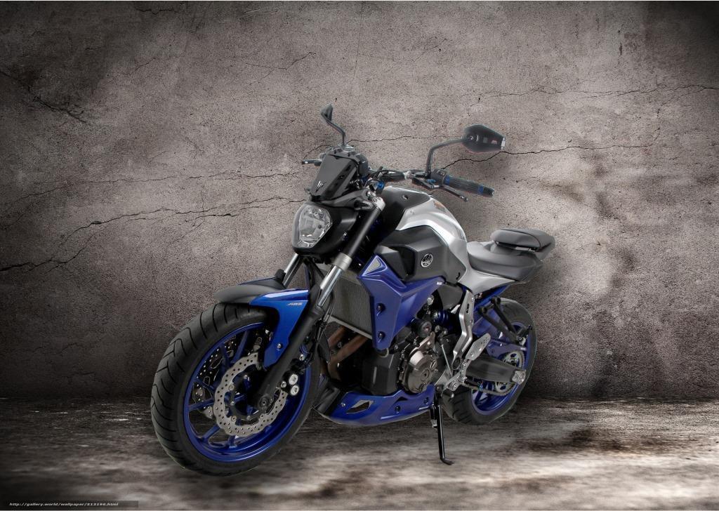 ABM Teile für die Yamaha MT-07 Foto