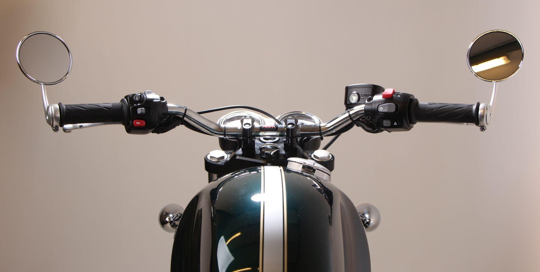 Thruxton Riser And Chrom Handlebar Archive Triumph Forum 2014 Wiring Diagram Rat Motorcycle Forums