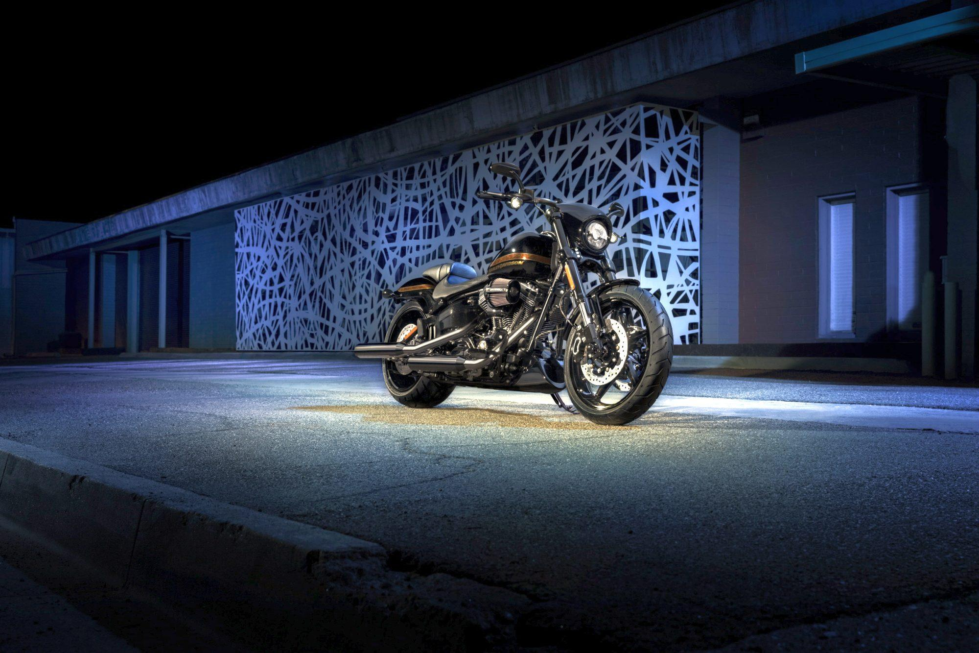 Harley Davidson Neuheiten 2017 Foto