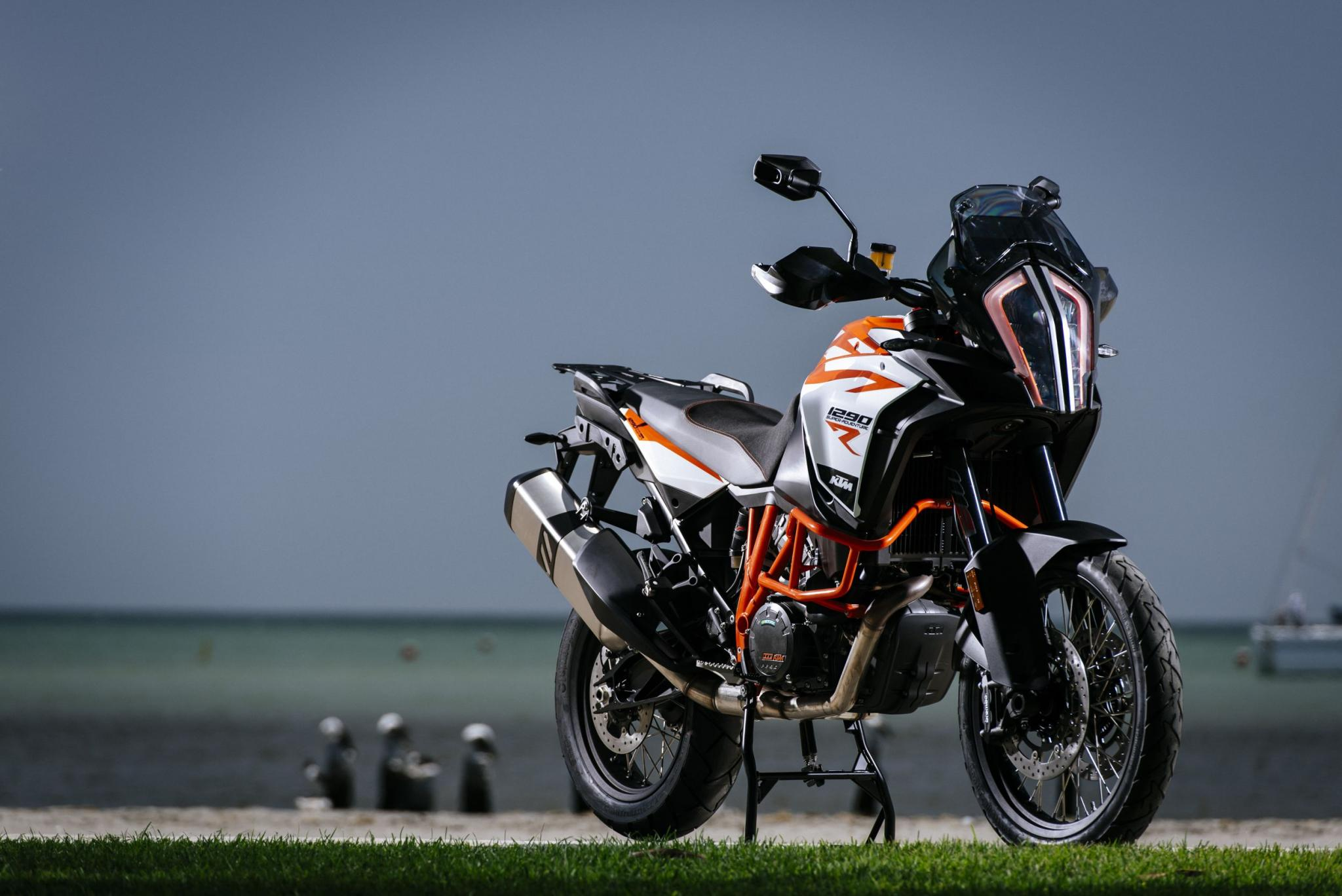 Ktm Duke Adventure Version