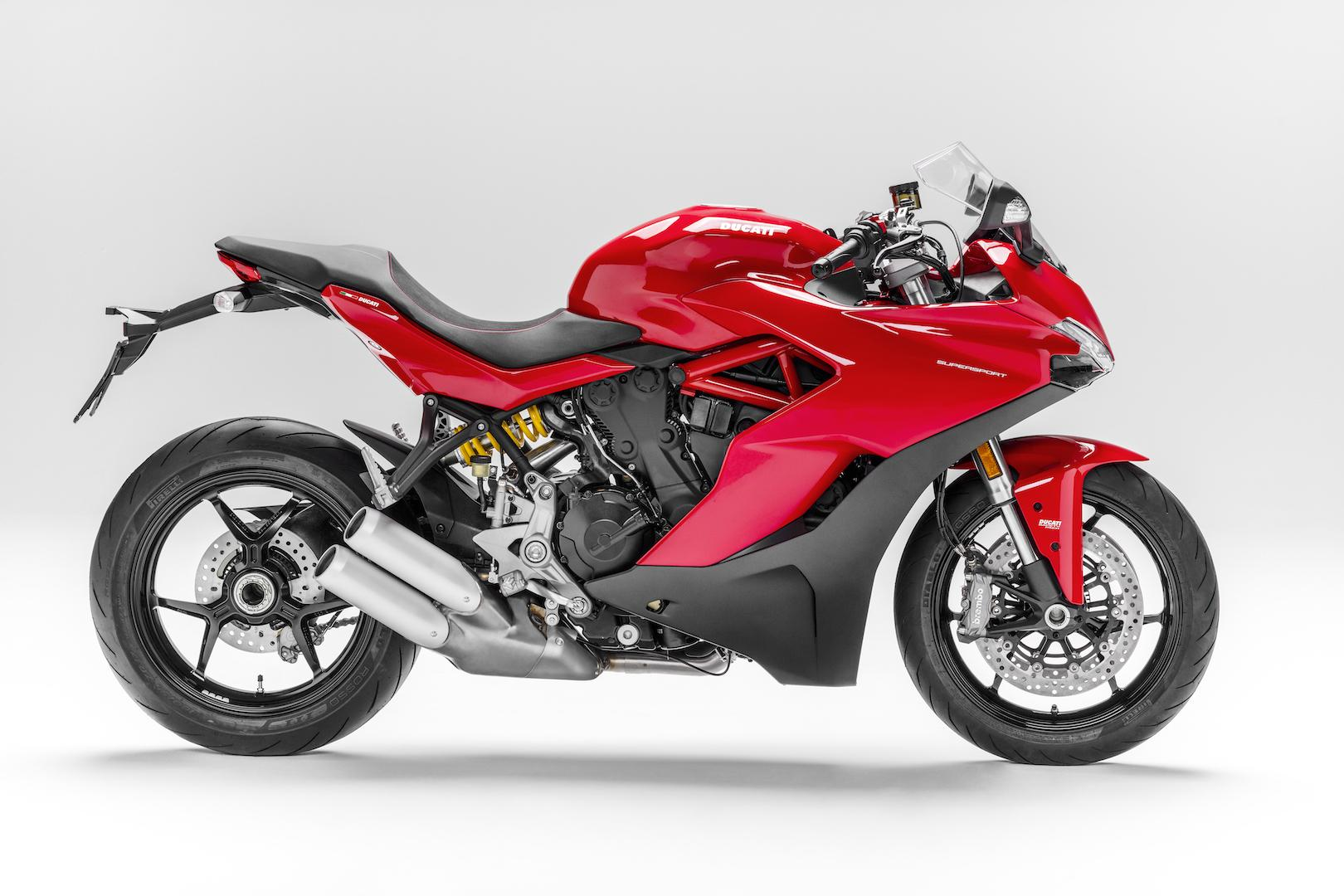 Ducati Supersport