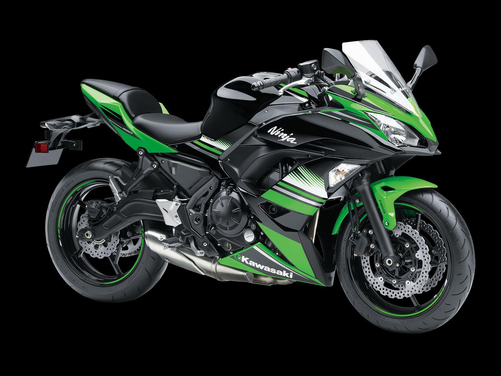 Moto Kawasaki Ninja