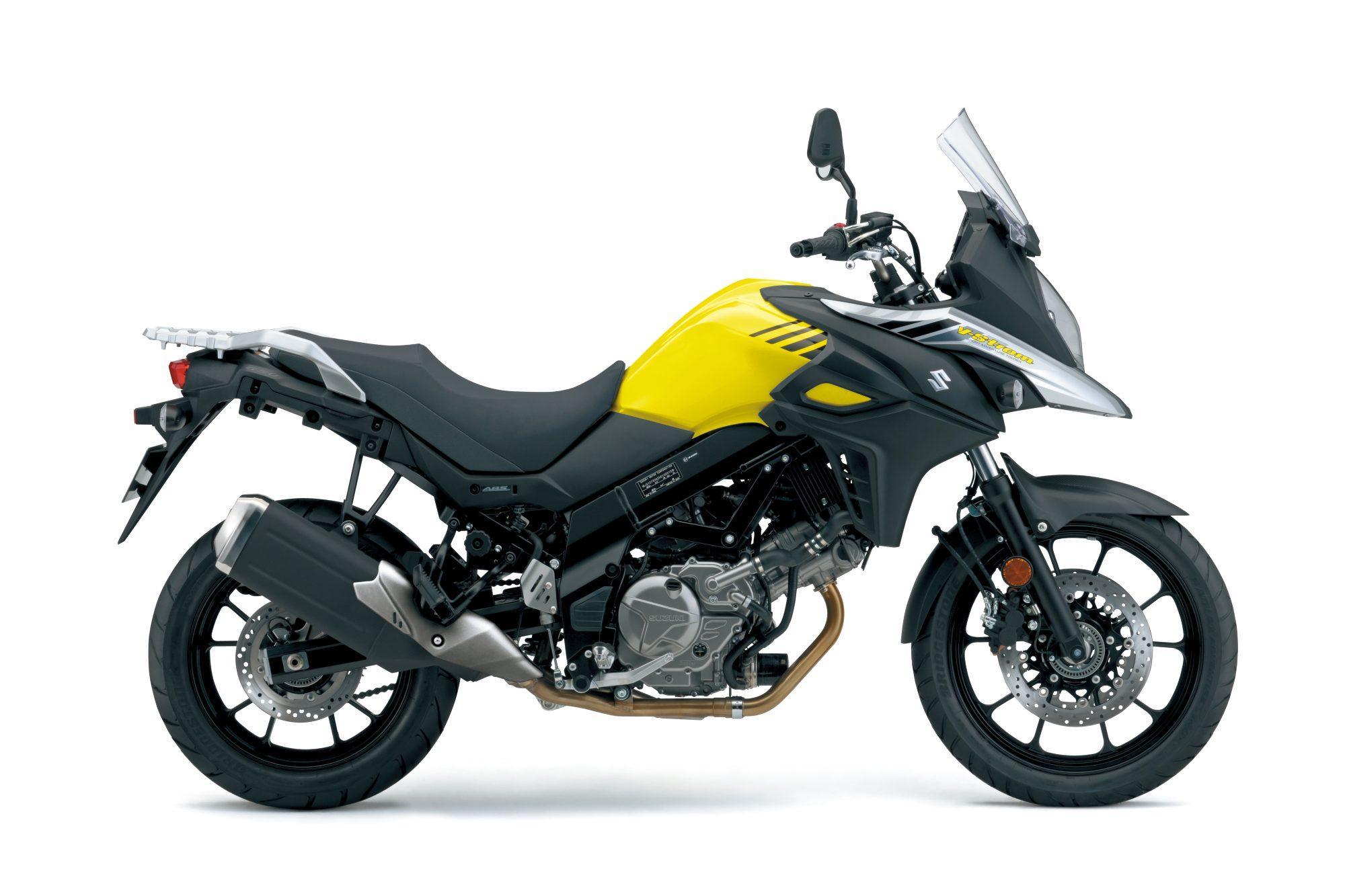 Suzuki V-Strom 650 ABS und V-Strom 650 XT