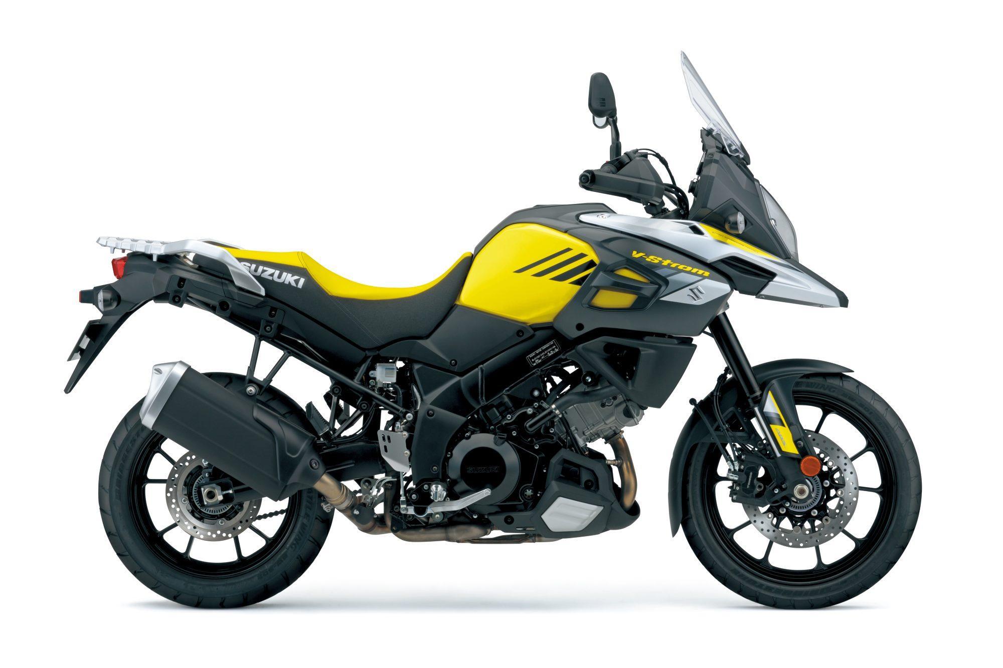Suzuki V-Strom 1000 ABS 2017 Foto