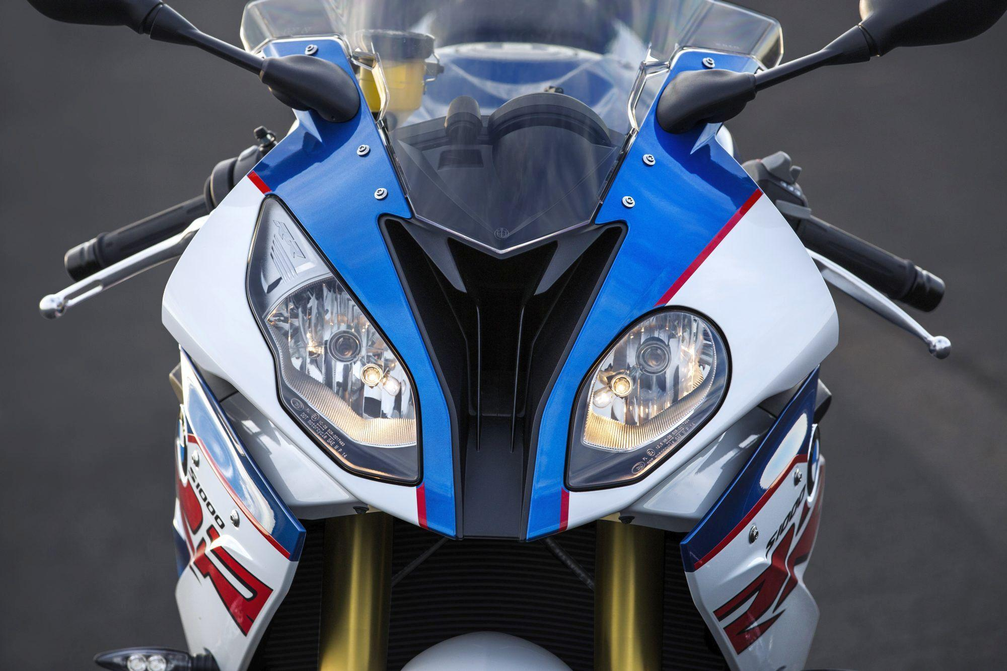 Bmw S 1000 Rr 2017 Bilder Infos Und Video Modellnews