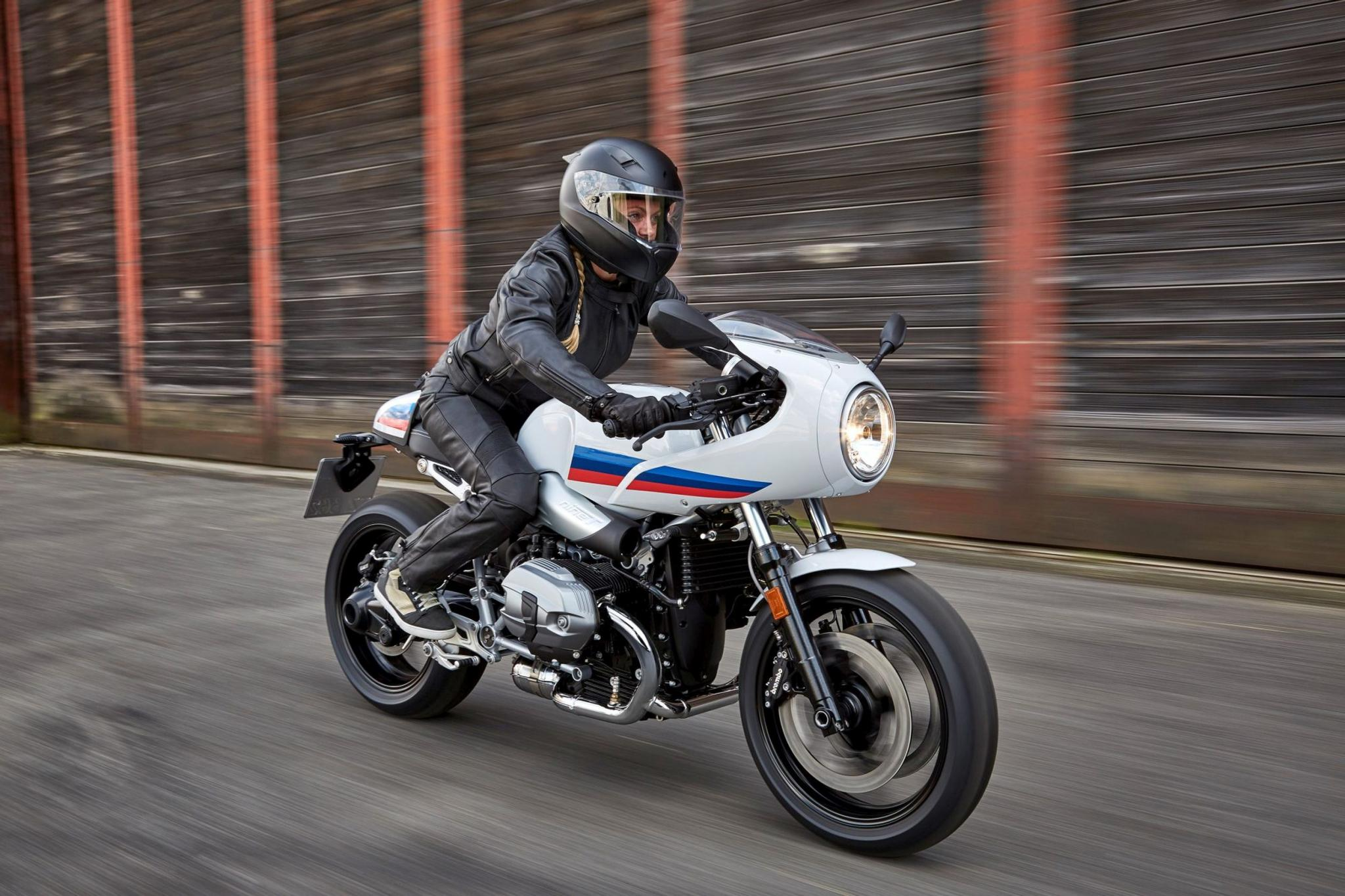 Bmw R Nin T >> BMW R nineT Racer 2017 Motorrad Fotos & Motorrad Bilder