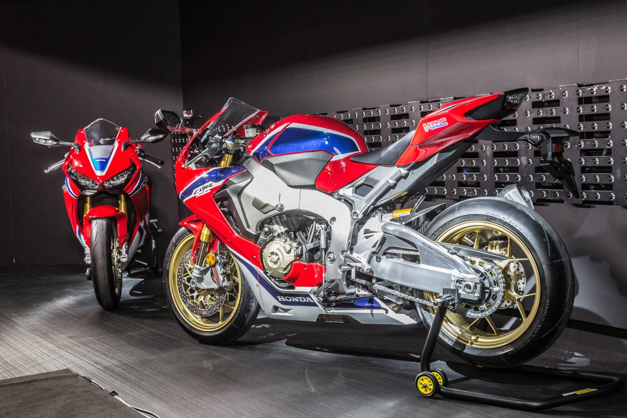 Honda Neuheiten 2017 Motorrad Fotos & Motorrad Bilder