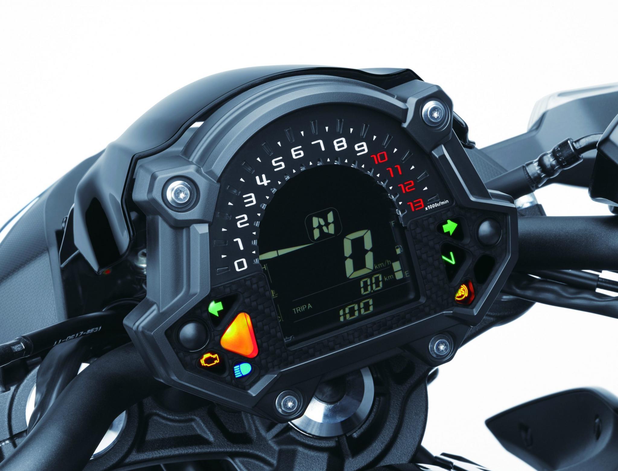 Kawasaki Z650 2017 Infos Bilder Und Video