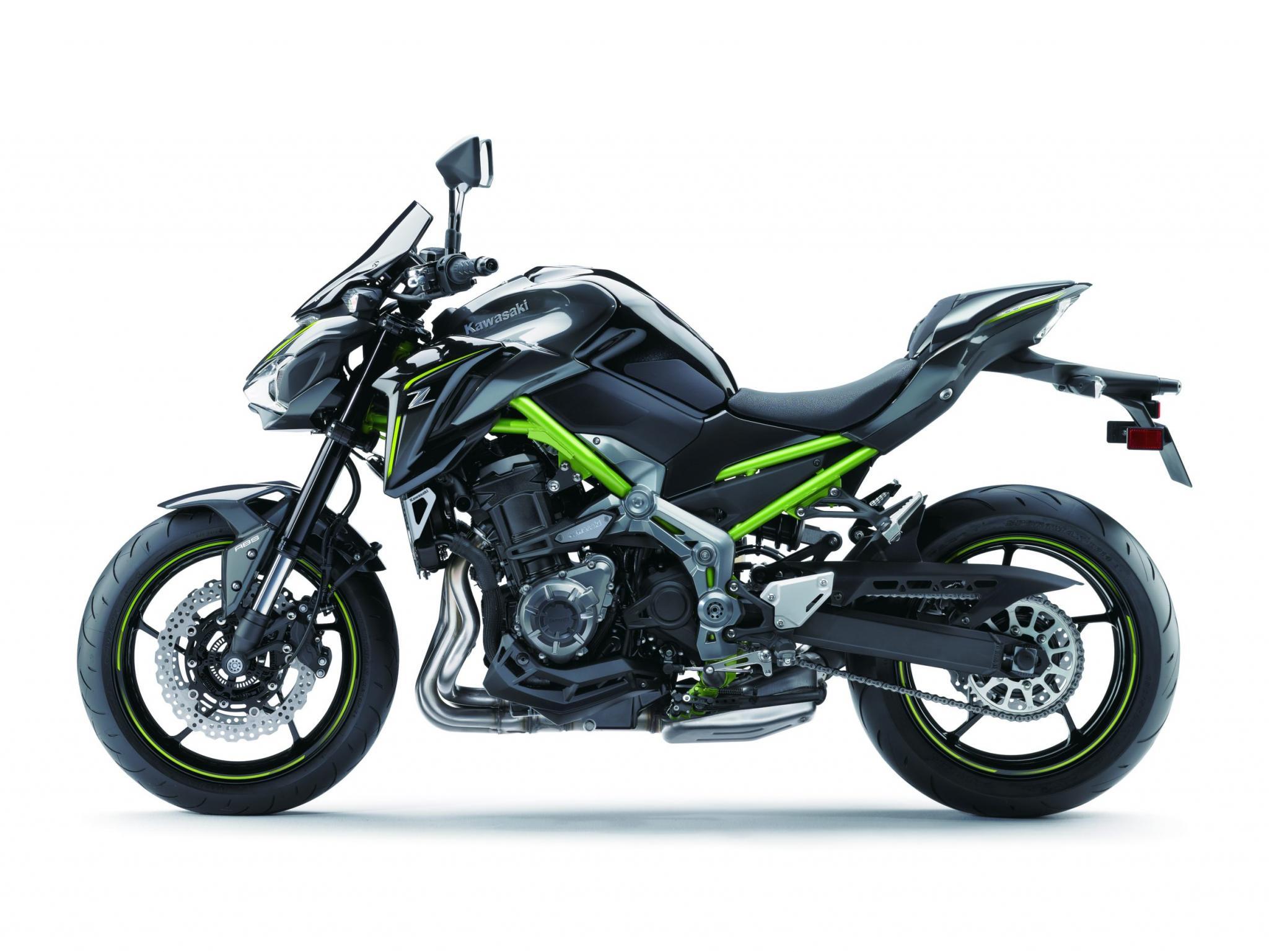 Kawasaki Naked Bike