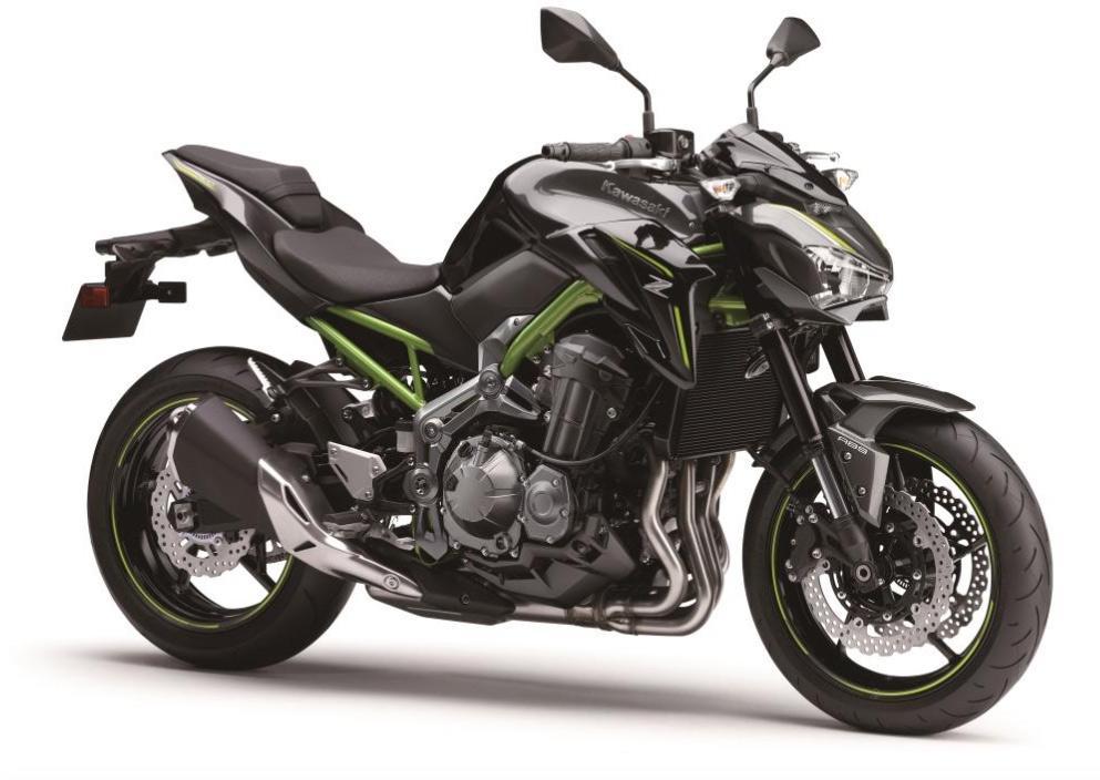 Kawasaki Z 900 Bilder Und Technische Daten
