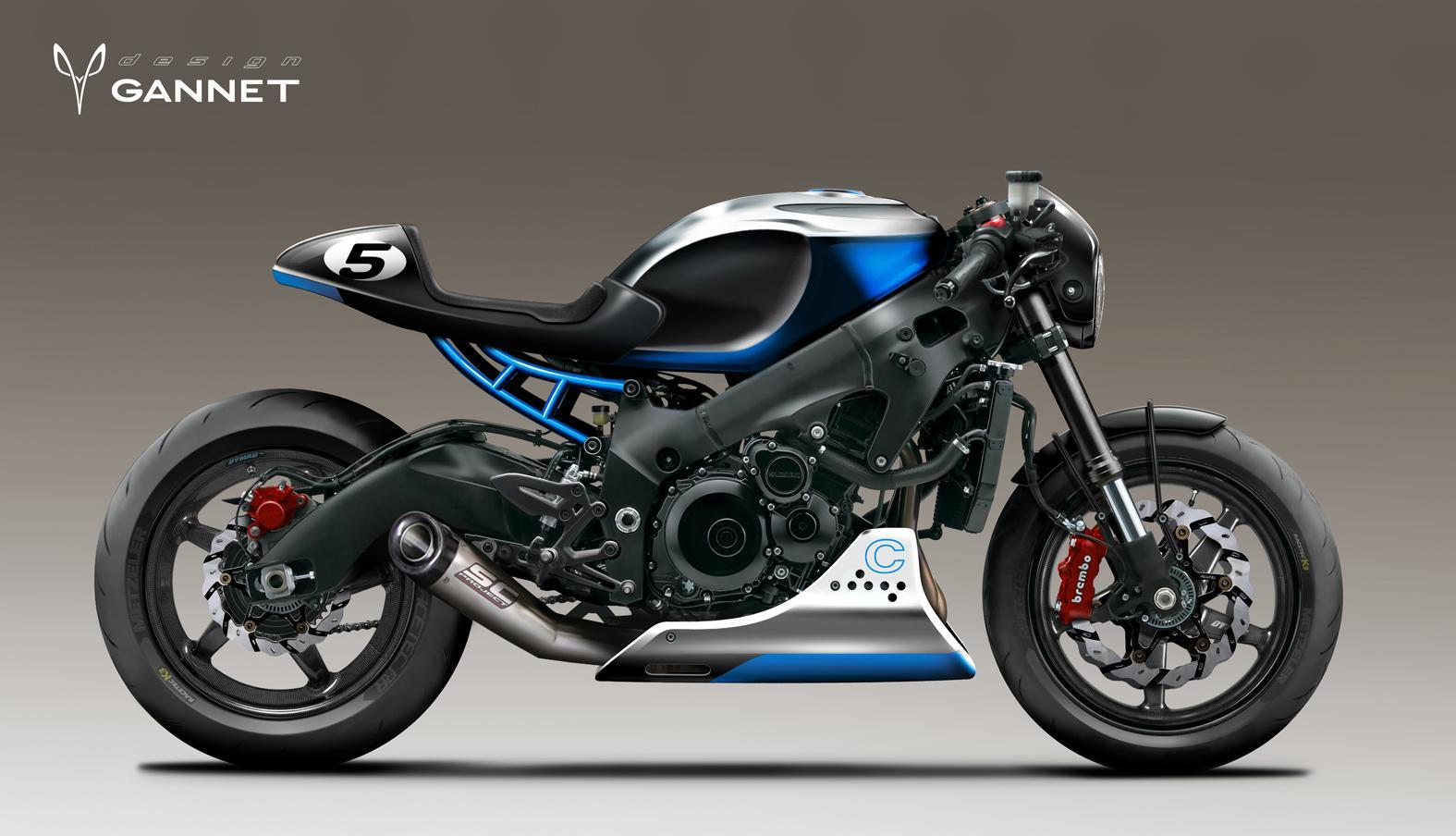 Suzuki Sfv