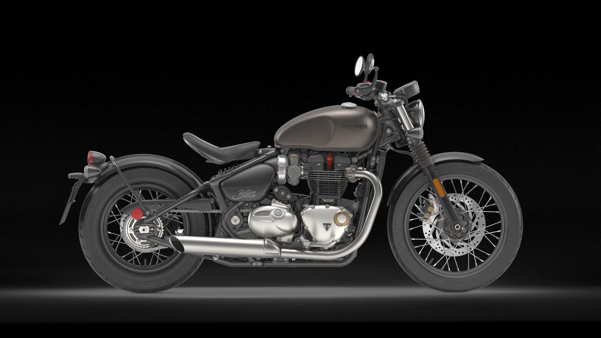 triumph bonneville bobber 2017 motorrad fotos motorrad bilder. Black Bedroom Furniture Sets. Home Design Ideas