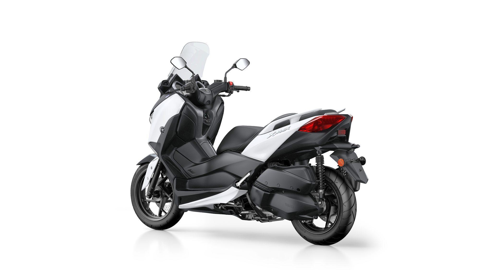Yamaha Smax Accessories