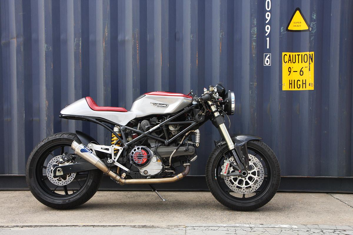 Ducati Ss Special Cafe Racer