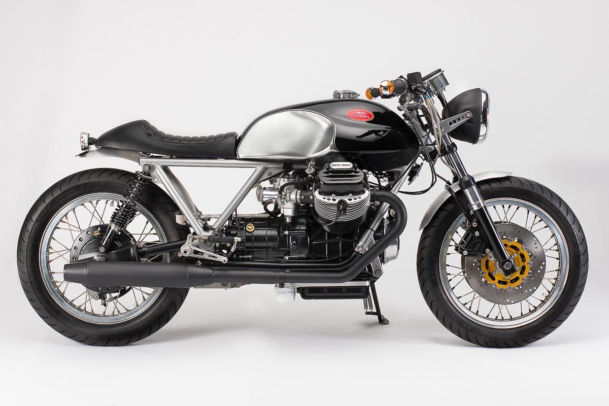 moto guzzi 850t cafe racer. Black Bedroom Furniture Sets. Home Design Ideas