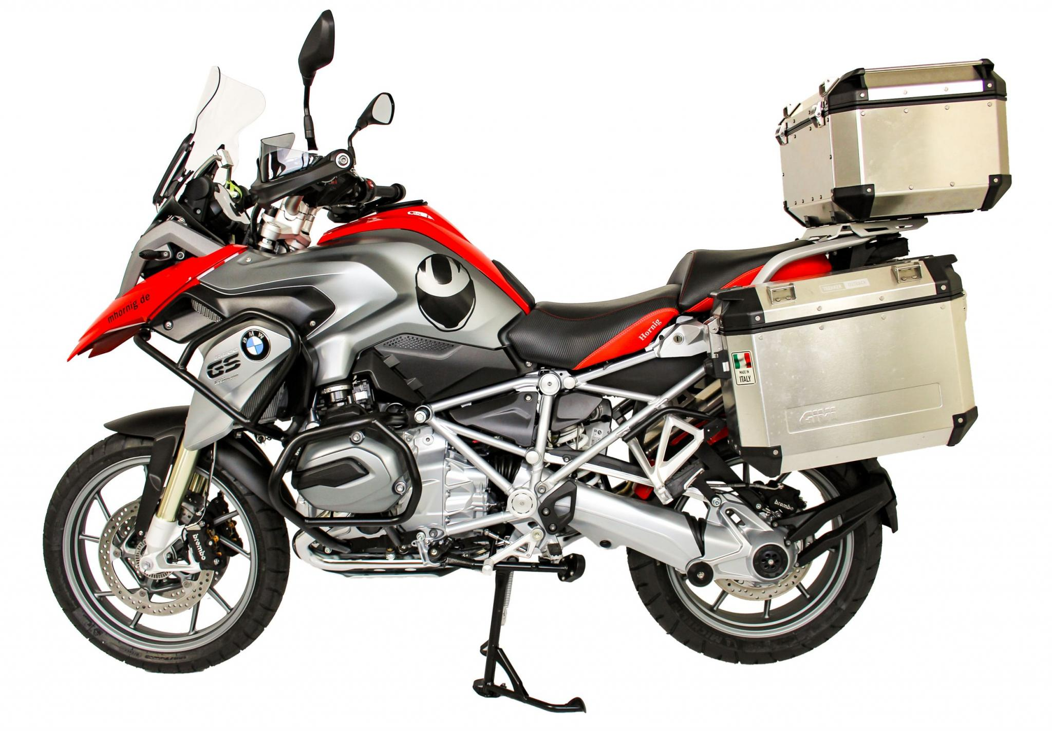 hornig bmw r 1200 gs umbau 2016 motorrad fotos motorrad. Black Bedroom Furniture Sets. Home Design Ideas