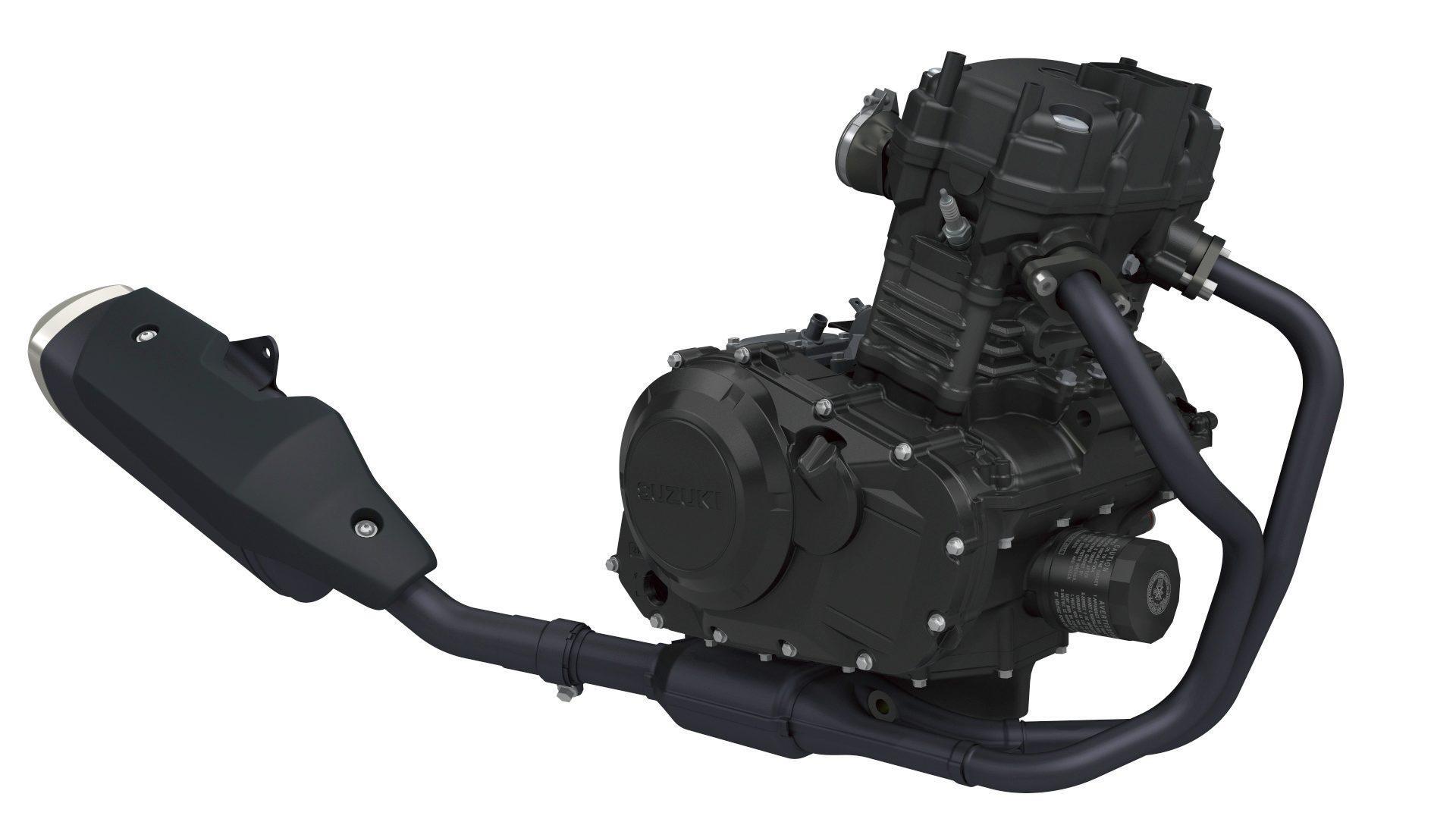 Suzuki V Strom Specs
