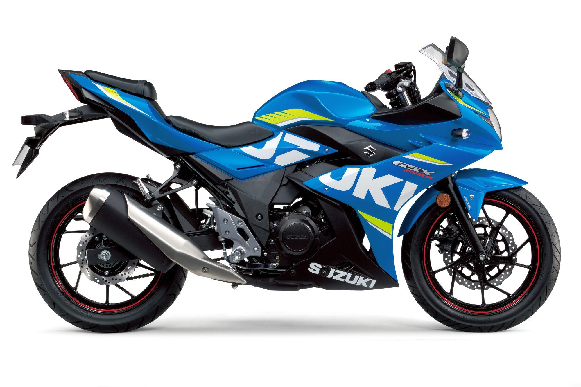suzuki gsx250r 2017. Black Bedroom Furniture Sets. Home Design Ideas