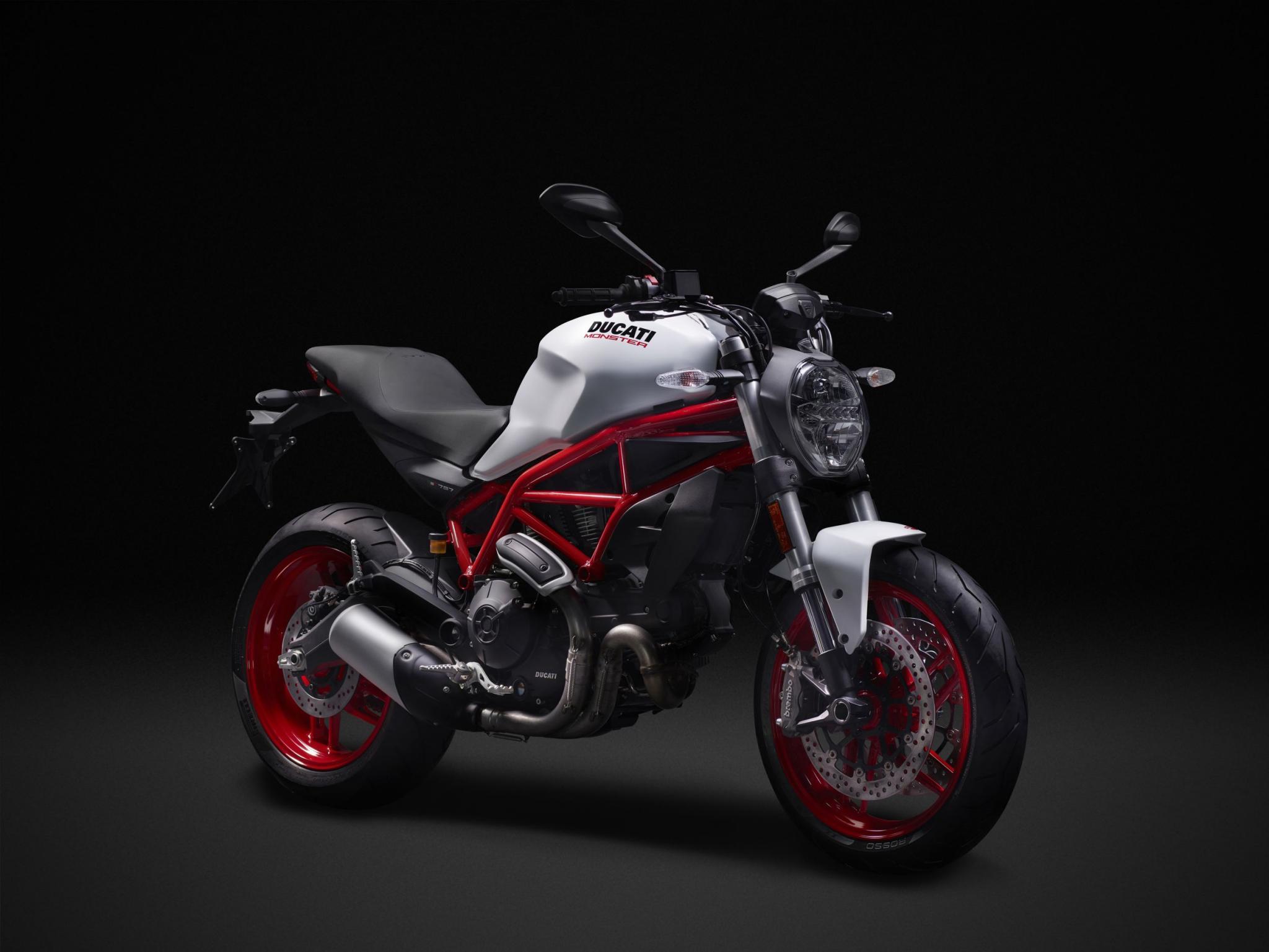 Ducati Monster 797 2017 Motorrad Fotos & Motorrad Bilder