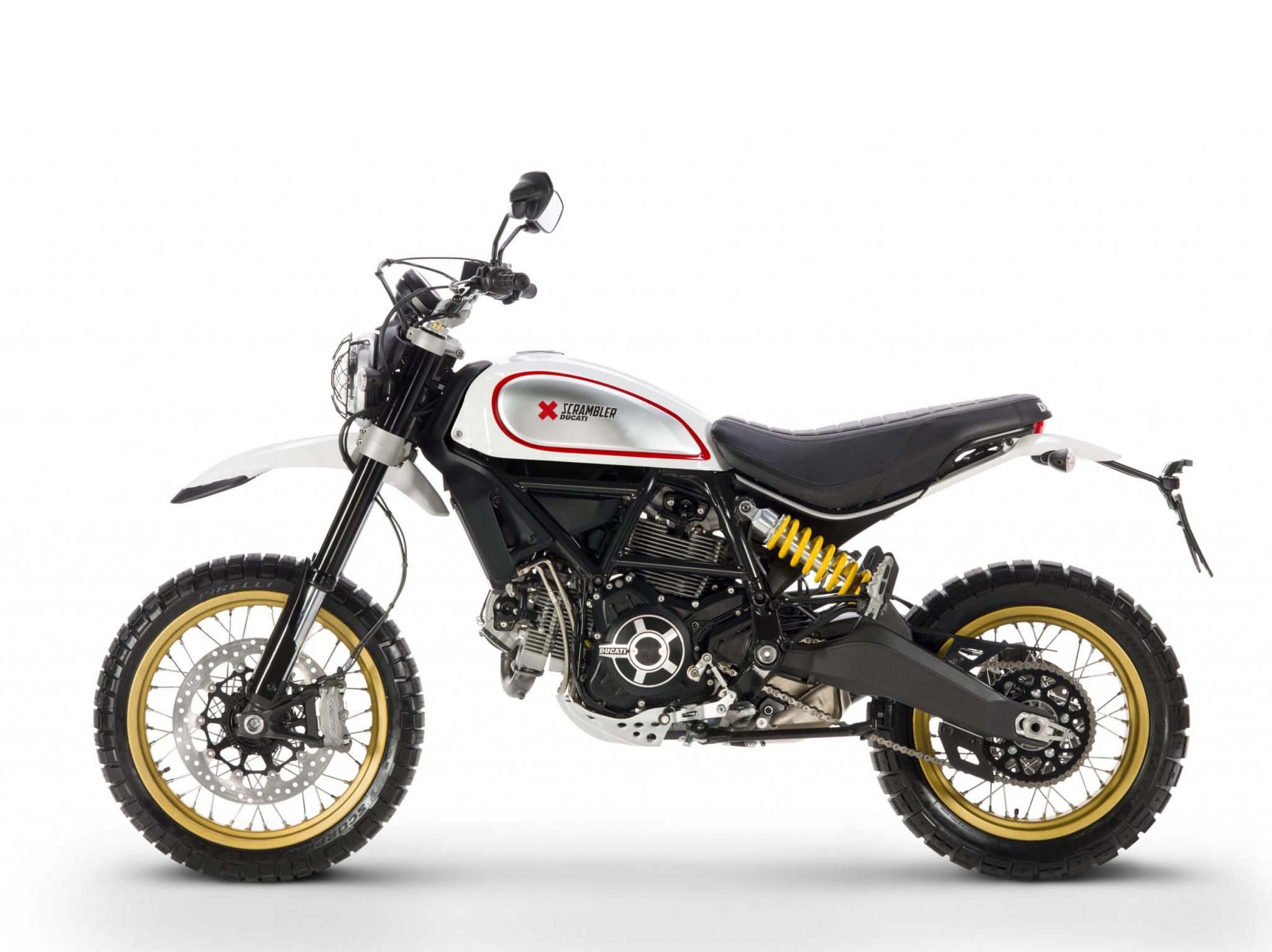 ducati scrambler desert sled test 2017 motorrad fotos. Black Bedroom Furniture Sets. Home Design Ideas